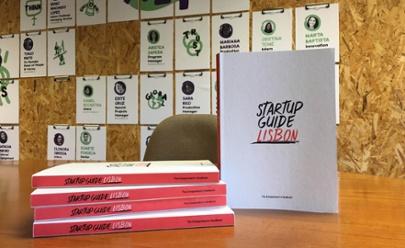 Startup Guide Lisboa é apresentado um mês antes do Web Summit.