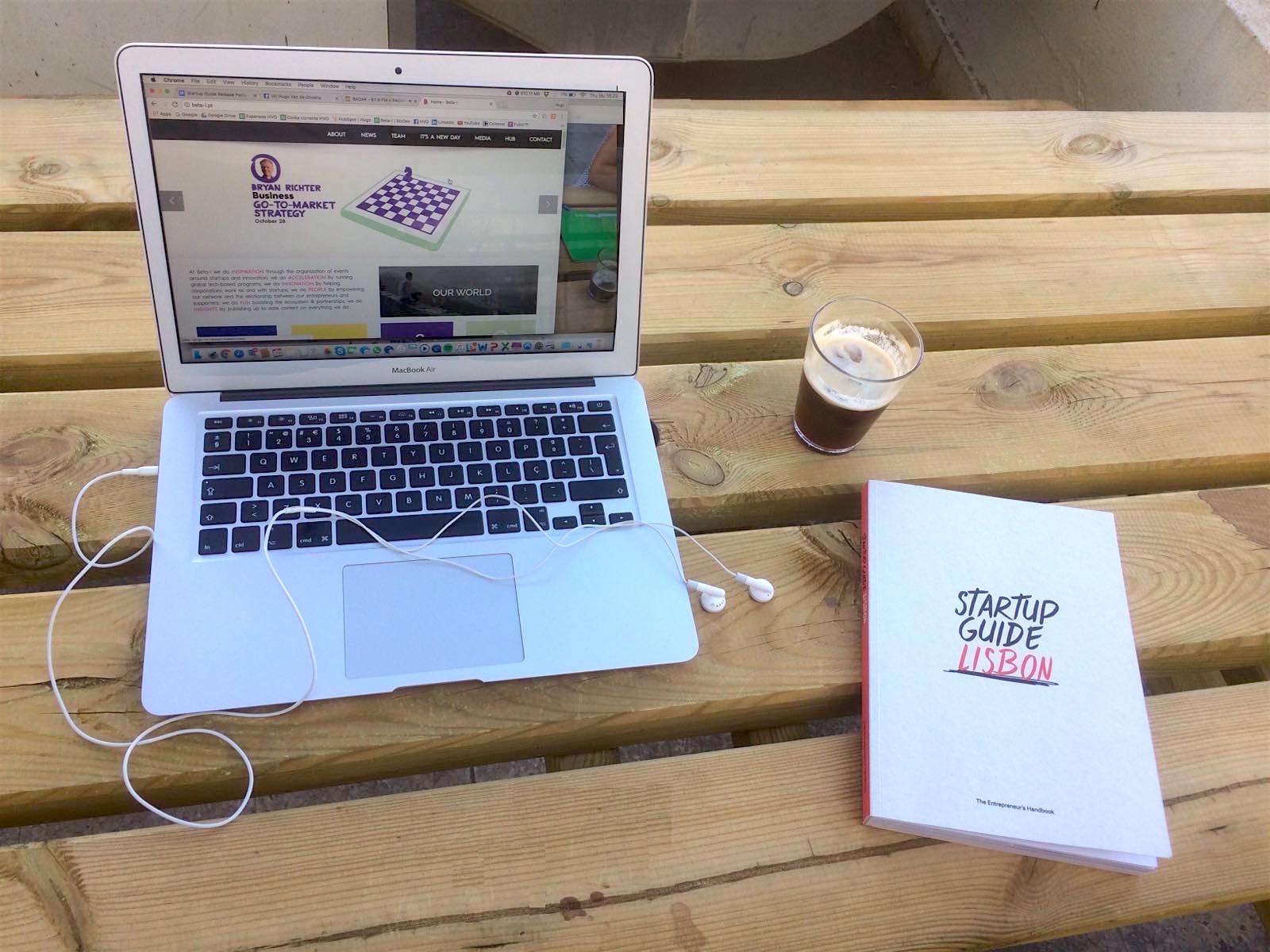 Startup Guide Lisbon chega a Lisboa depois de edições dedicadas a Berlim, Estocolmo, Copenhaga e Aarhus.