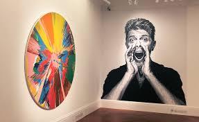 A arte de David Bowie