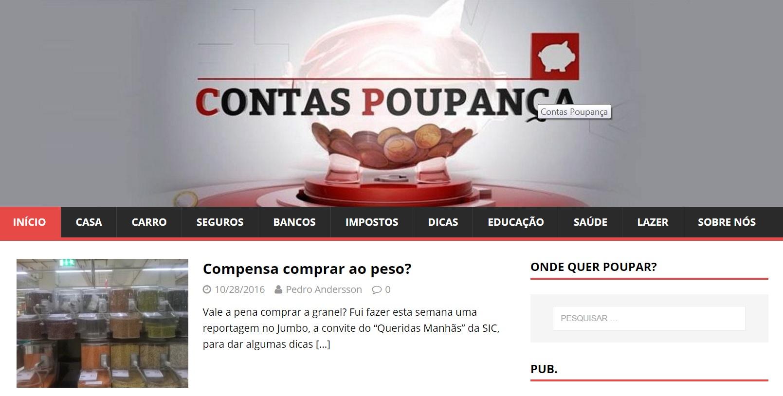 contaspoupblog
