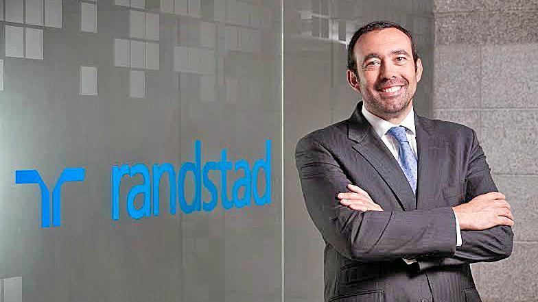 Nuno Troni, diretor de recursos humanos da Randstad.