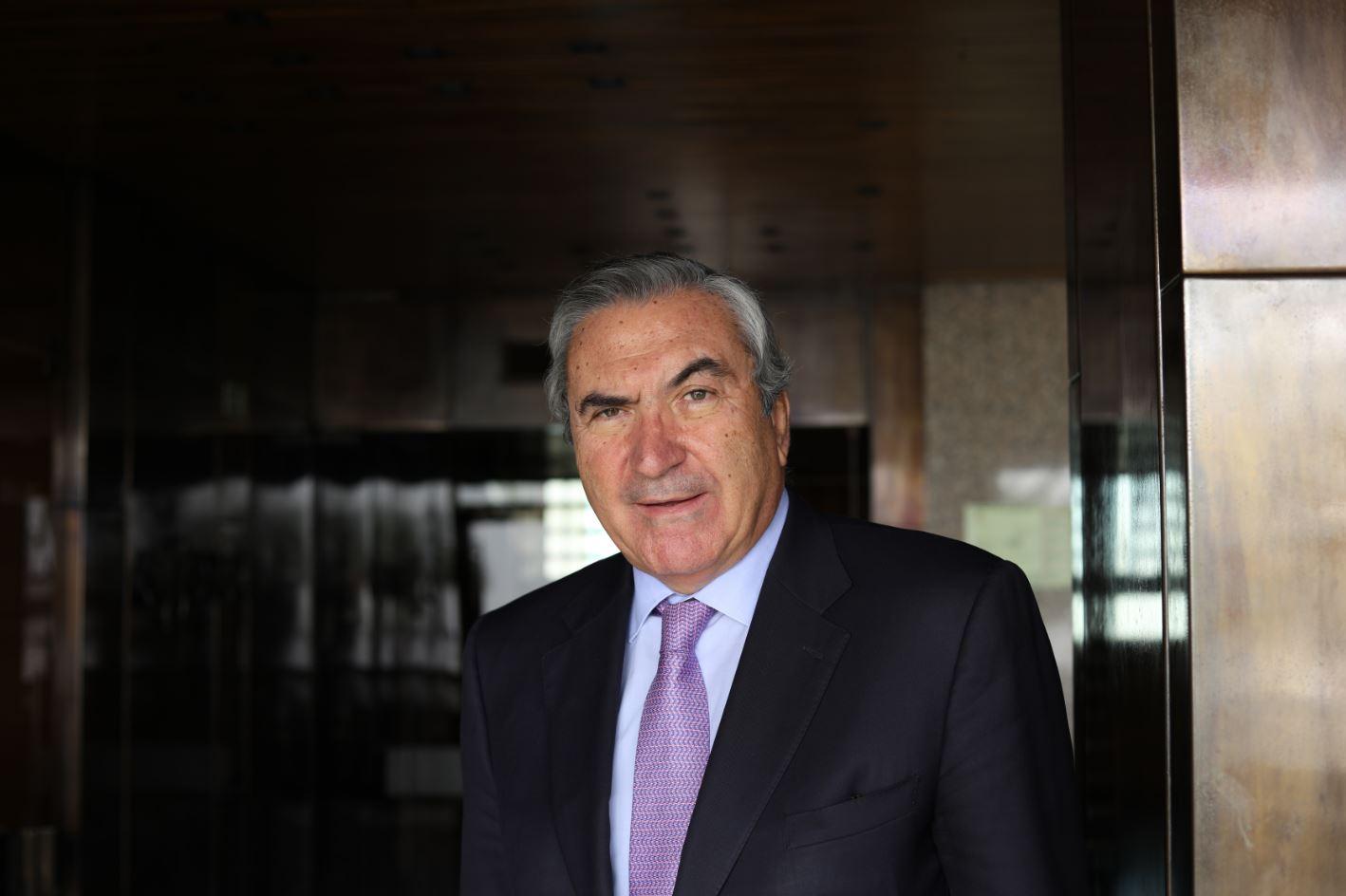 Raul Martins, presidente da Associação da Hotelaria de Portugal (AHP).