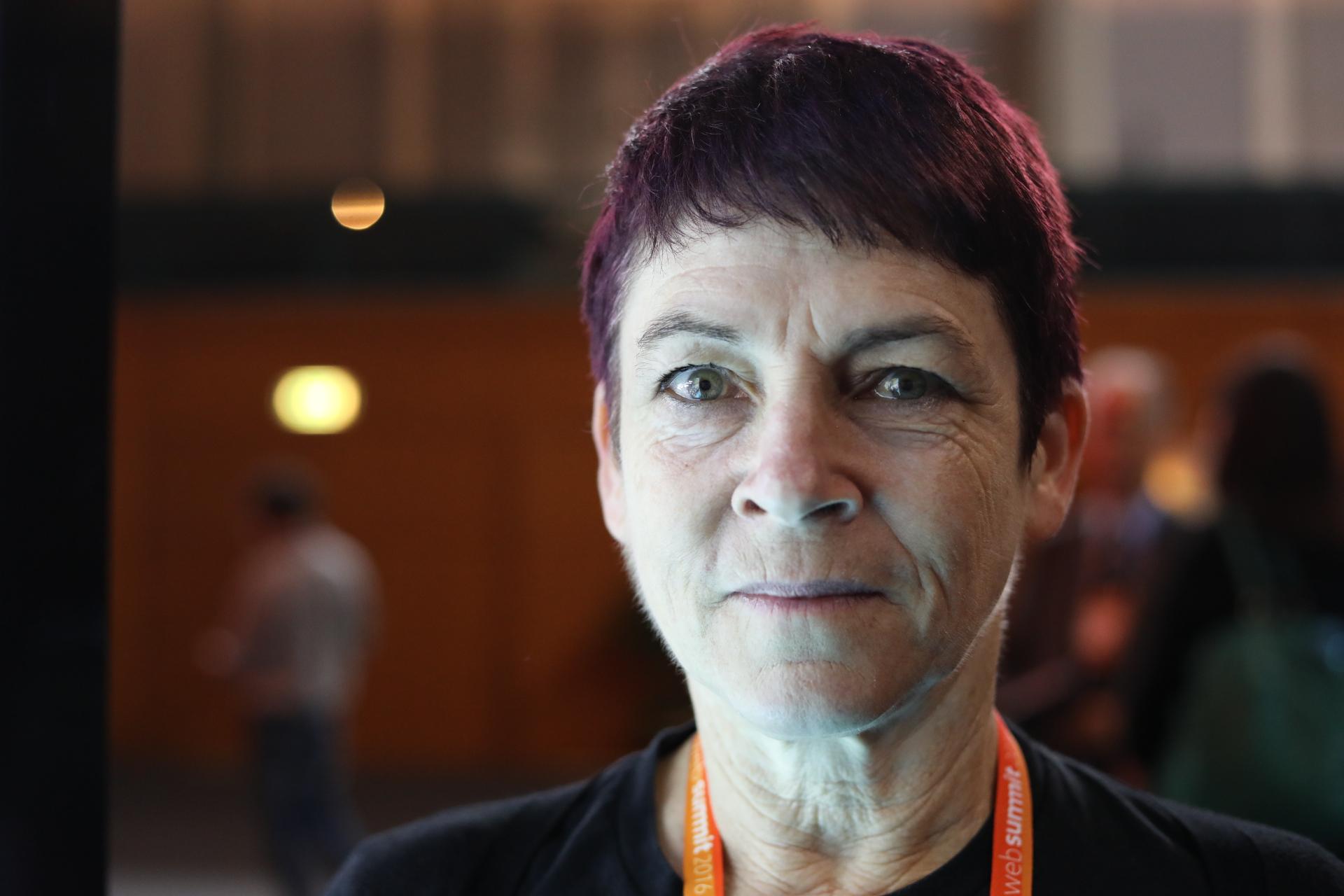 Andra Keay é diretora da Silicon Valley Robotics.