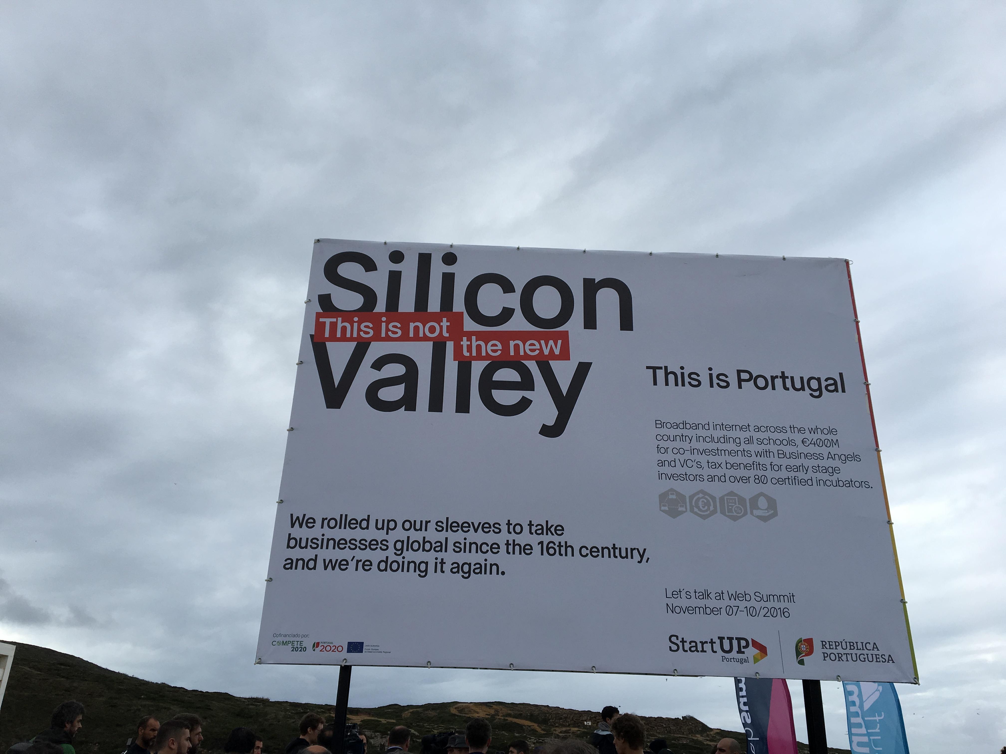 Campanha This is Portugal foi lançada no sábado que antecedeu o Web Summit