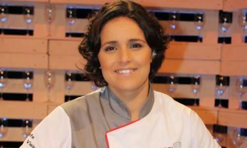 Chef Marlene Vieira, com um restaurante com o seu nome no Mercado da Ribeira