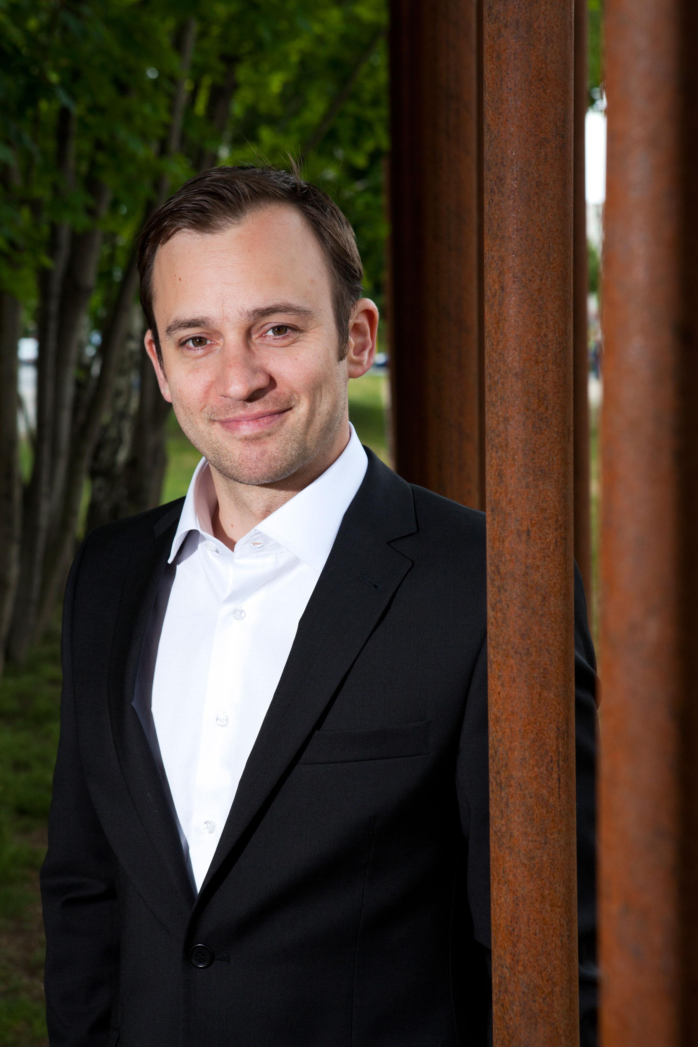 Simon Schaefer, CEO da Startup Portugal.