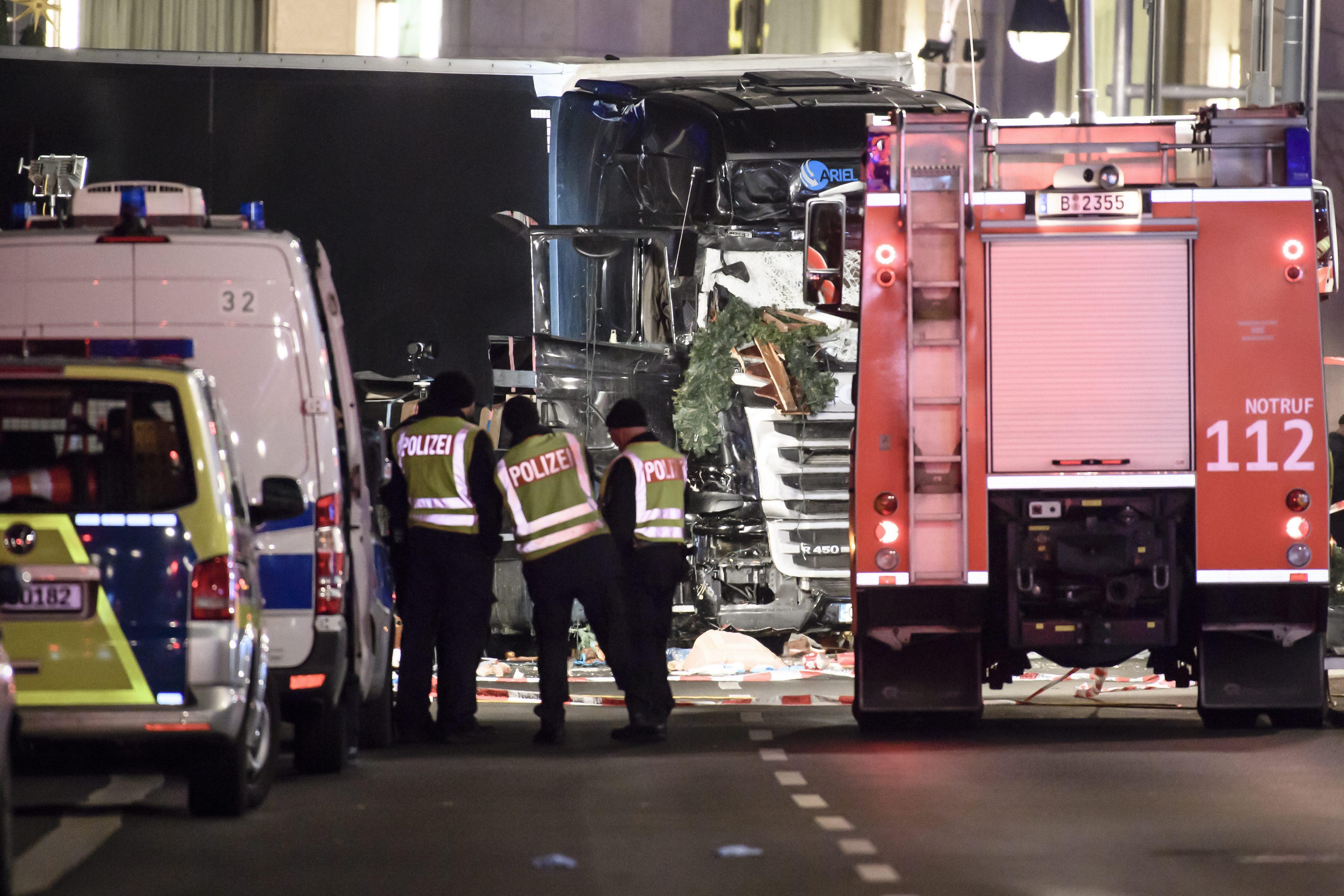 Berlim atentado
