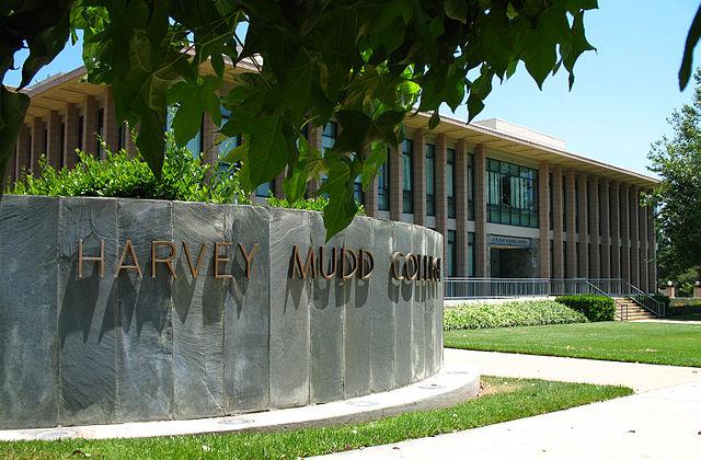 Harvey Mudd College (EUA) - Aqui os estudantes pagam 209.532 dólares (200.505 de euros) por um curso de quatro anos na área científica.