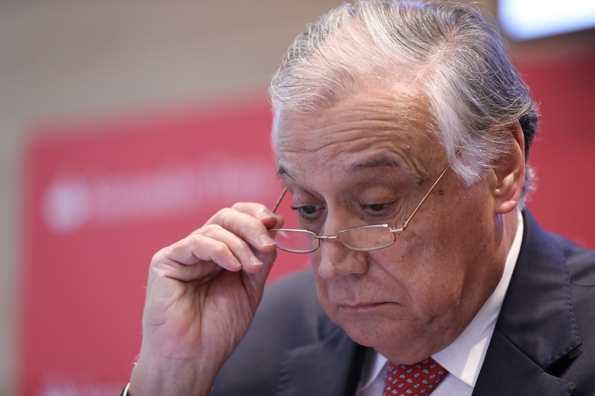 Presidente do Santander Totta