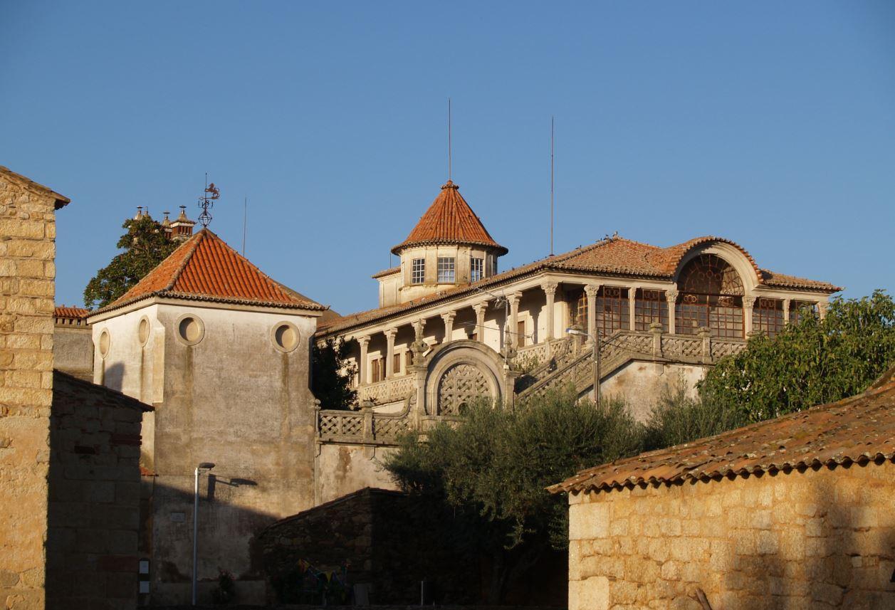 Casa de Marrocos, na vila romana de Idanha-a-Velha.