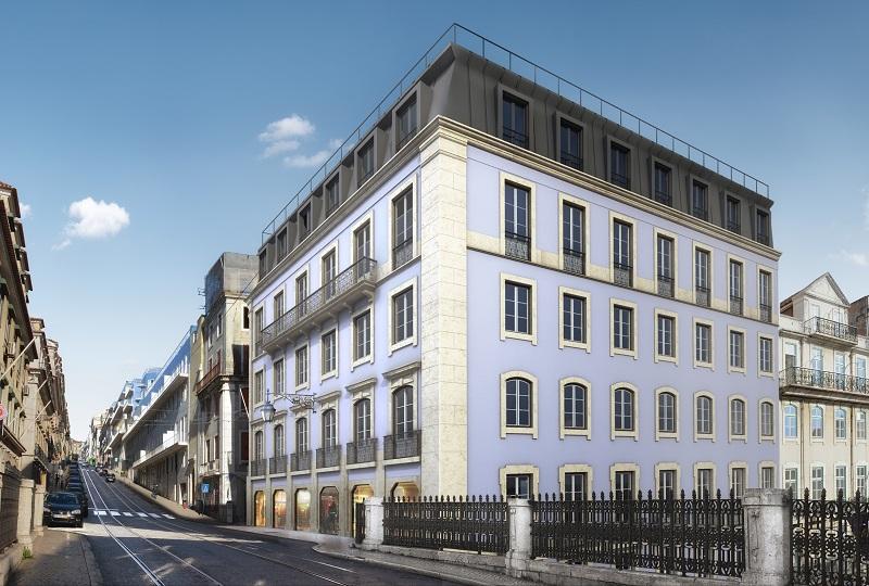 Foto Rosemary Rua Alecrim: apartamentos e lojas num edifício com história