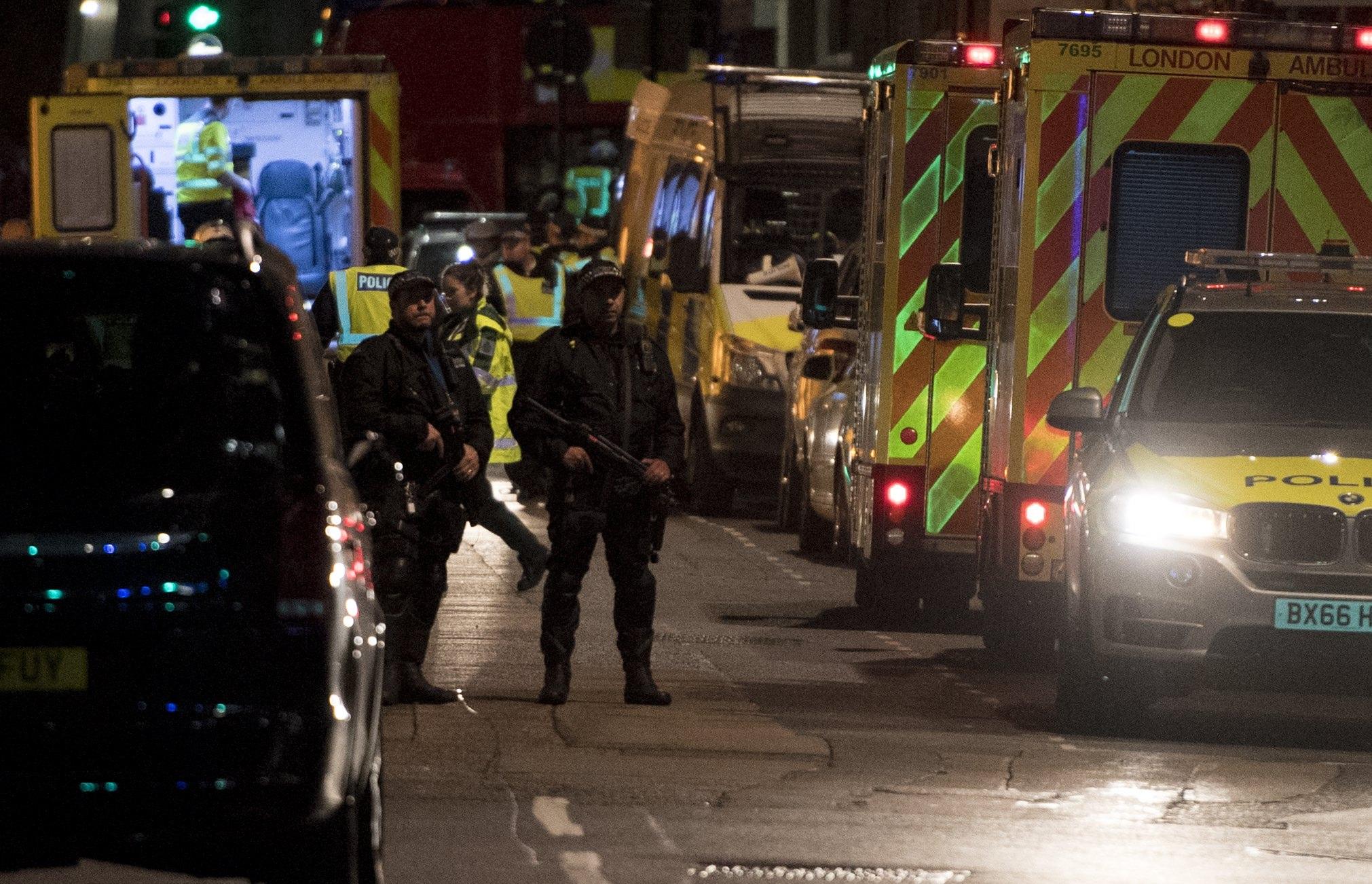 ataques terroristas em londres