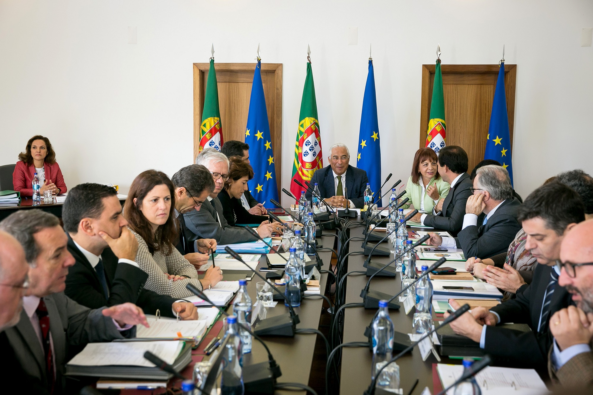 António Costa ministros primeiro-ministro governo