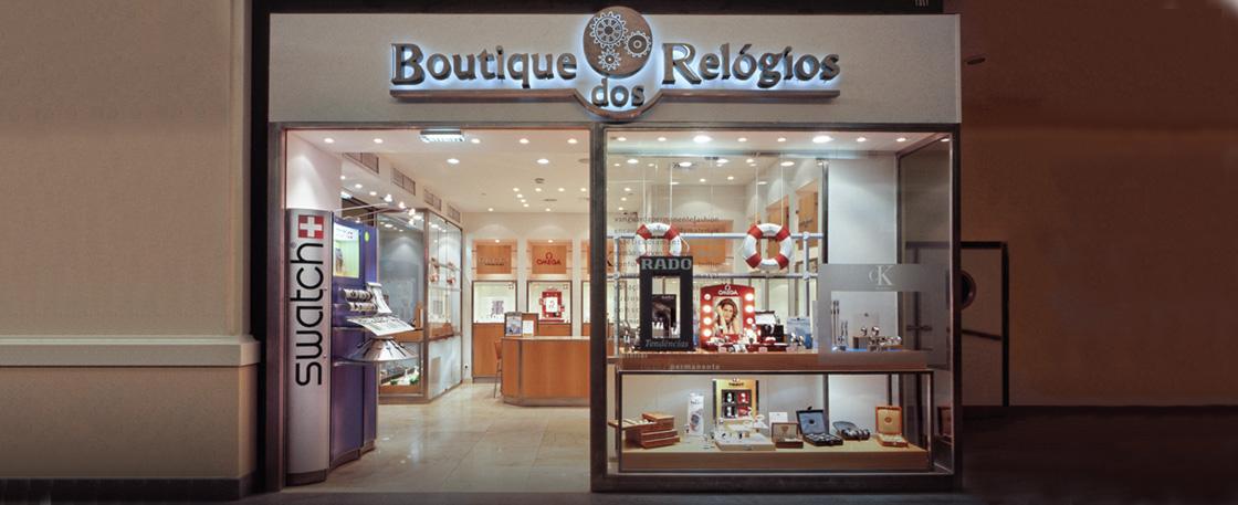 0d752f33809 Primeira loja Boutique dos Relógios em 1997 ...