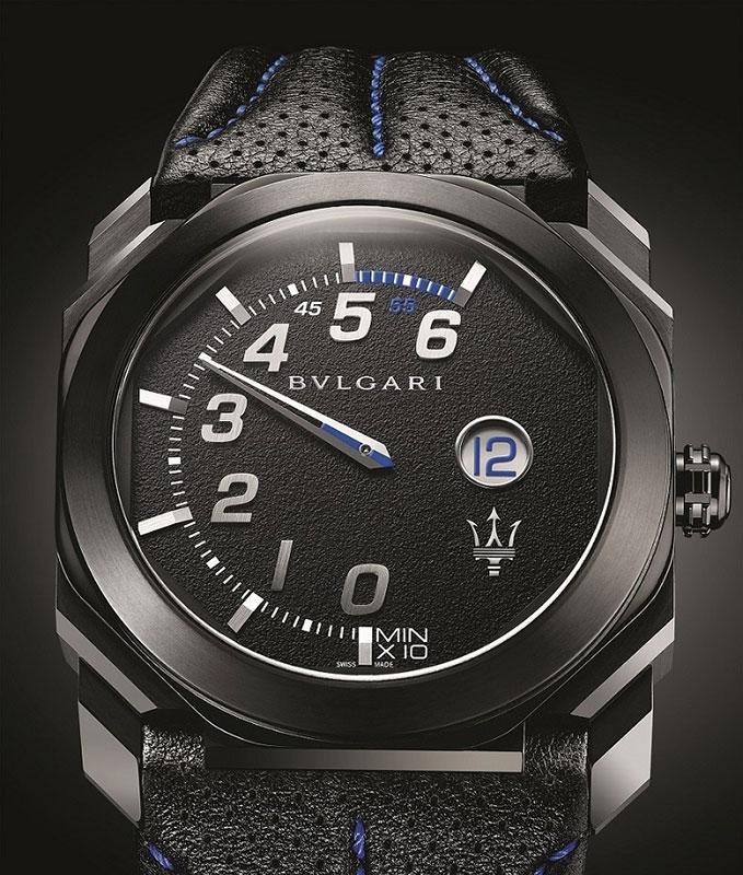 e4d30d2dfce Relógios Bvlgari aceleram com Maserati – ECO