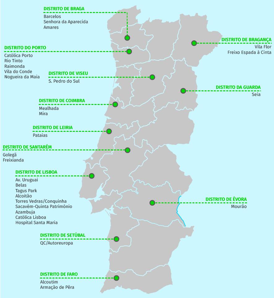 alcoitão mapa Novo Banco vai fechar já 30 balcões. Saiba onde são 📍   Economia  alcoitão mapa