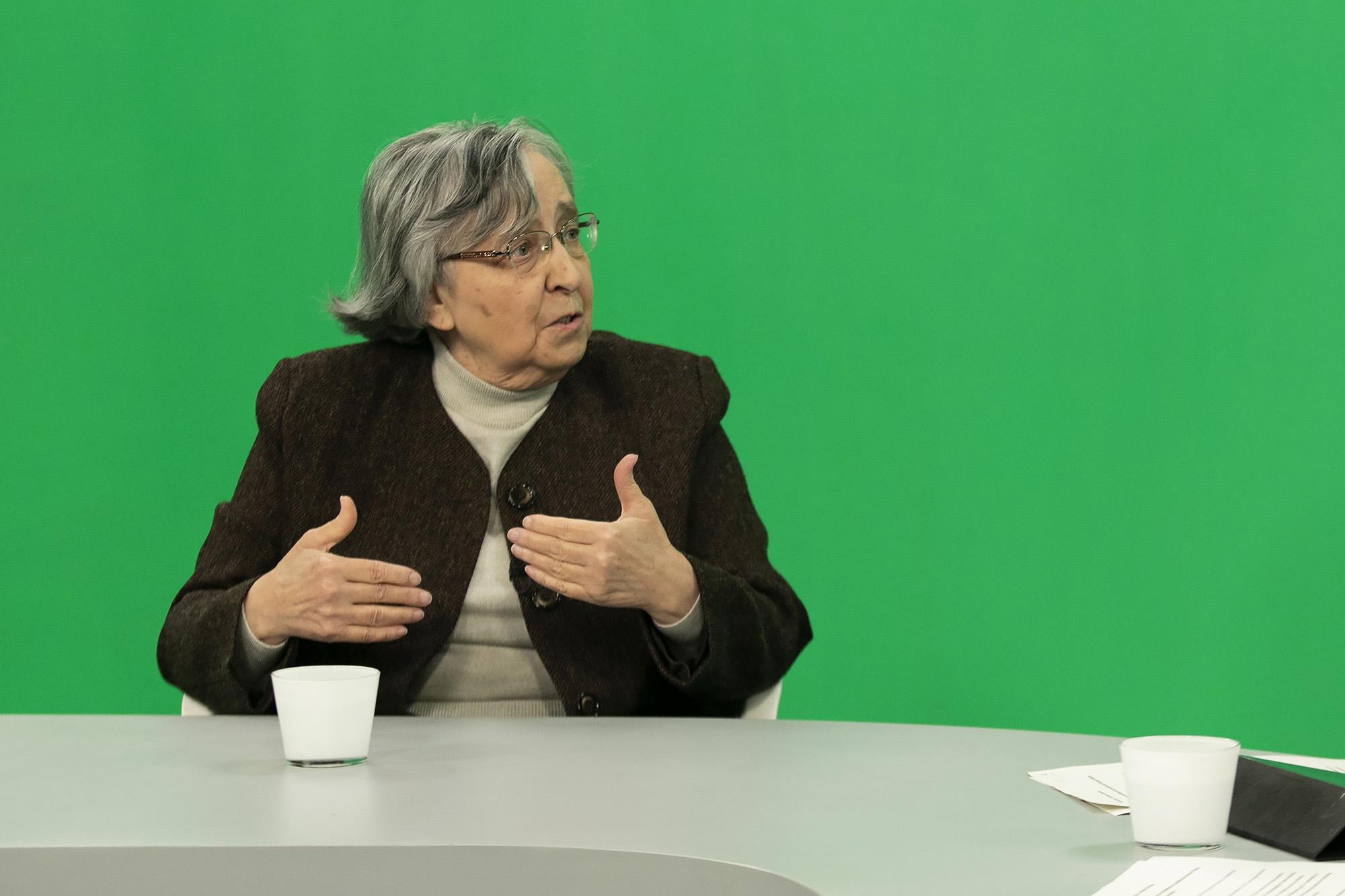 Teodora Cardoso, presidente do Conselho de Finanças Públicas, em entrevista ao ECO24 - 30JAN19
