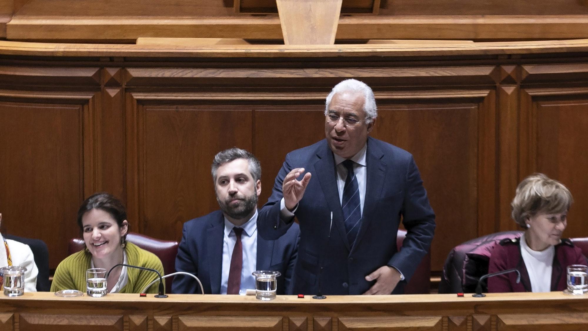 Debate quinzenal com o primeiro-ministro - 06FEV19