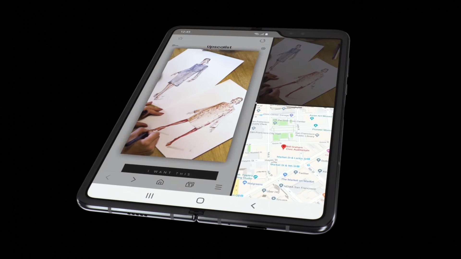 9ac86563c Telemóvel que se dobra da Samsung chega mais tarde a Portugal – ECO