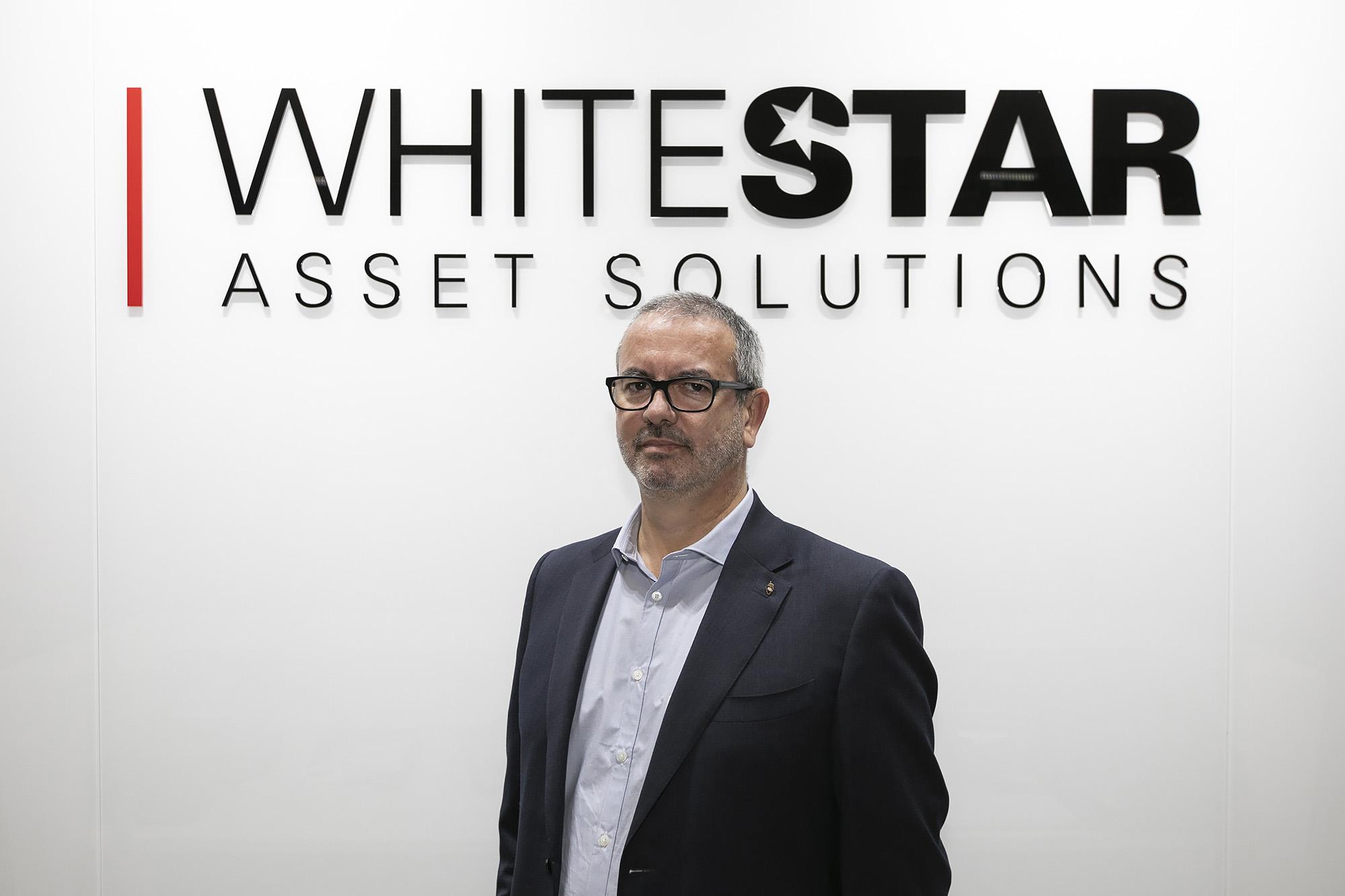 João Bugalho, CEO da Whitestar, em entrevista ao ECO - 05FEV19