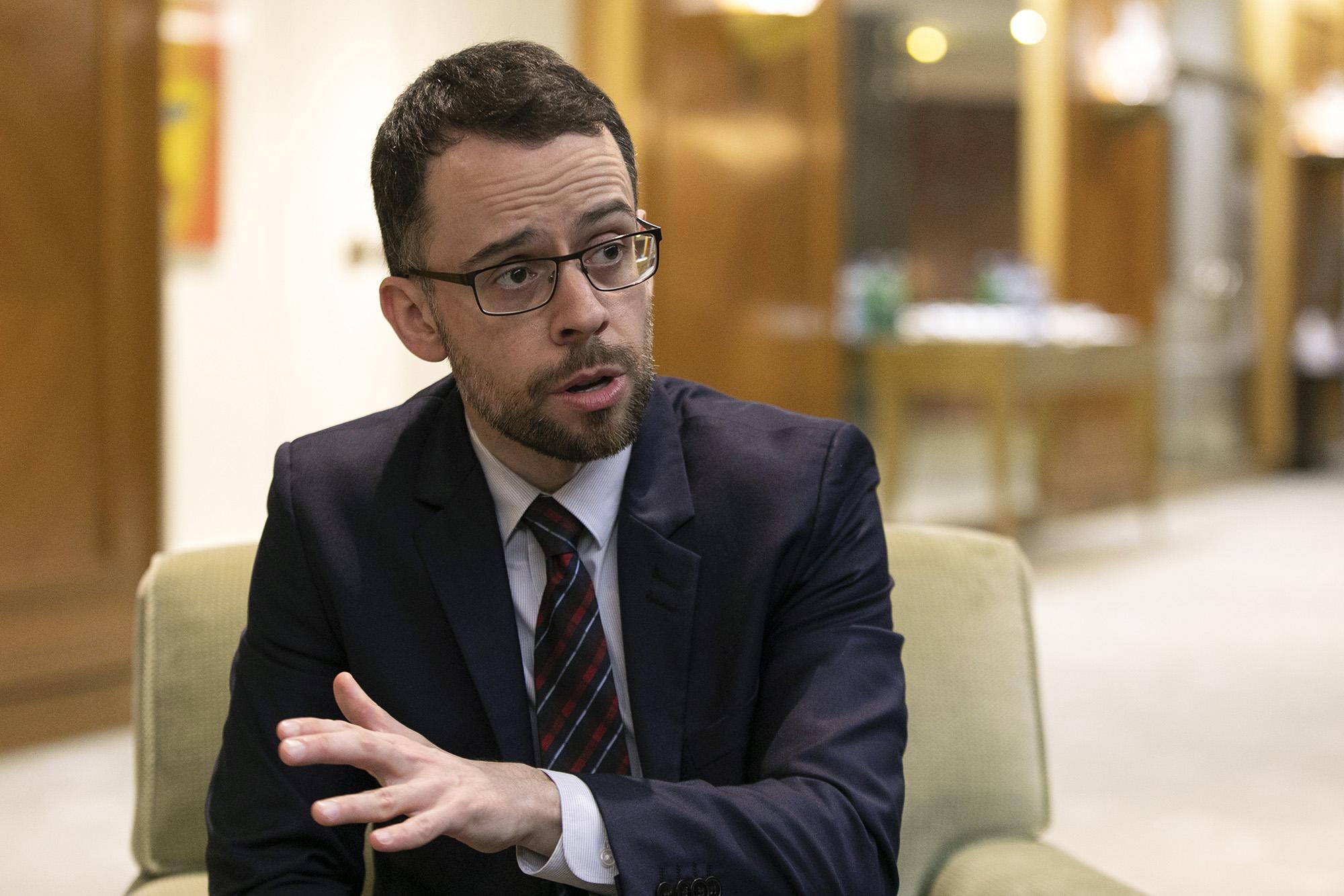 Jorge Rodriguez-Valez, Vice Presidente, Senior Credit Officer, Credit Strategy da Moody's em entrevista ao ECO - 14FEV19