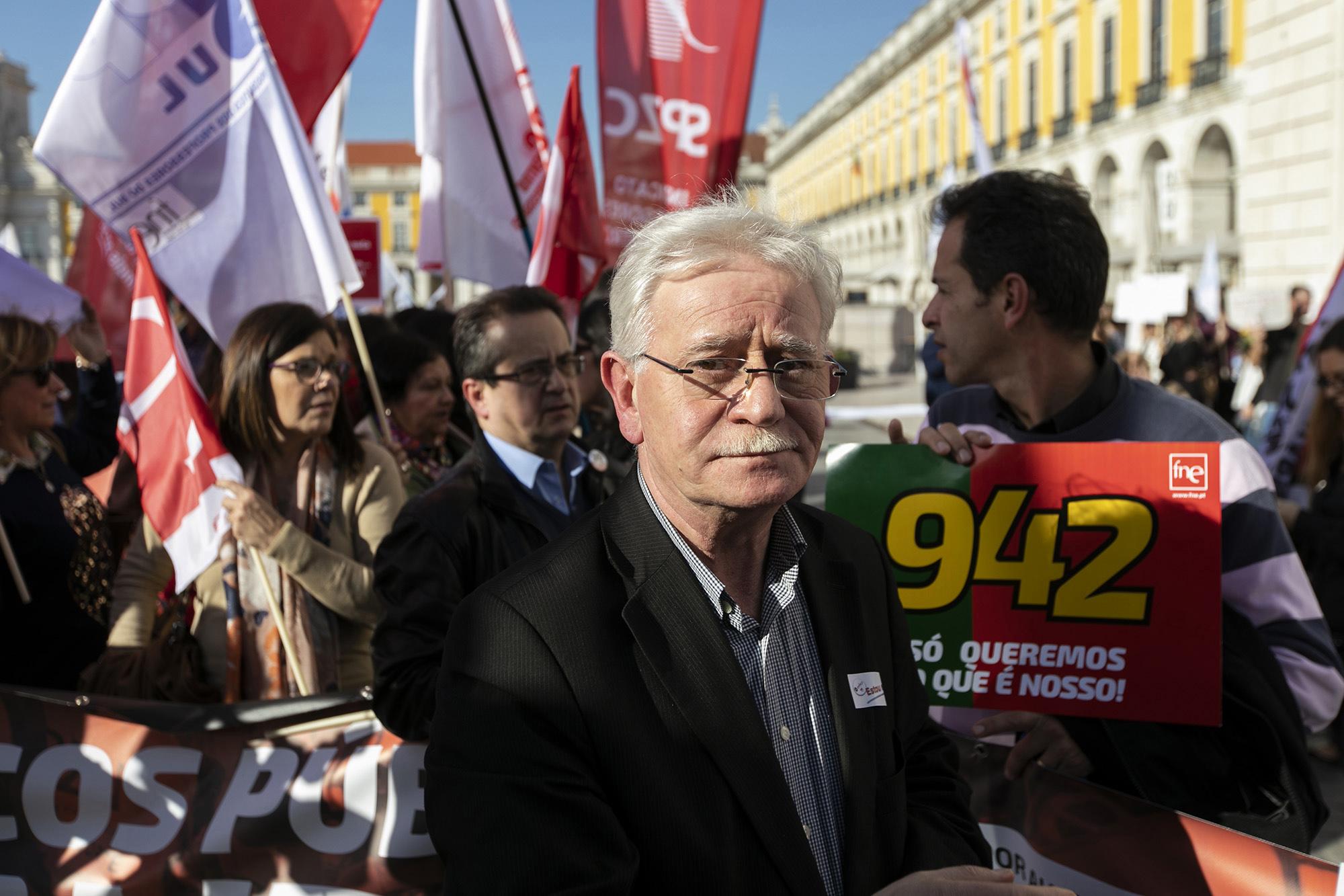 Início da greve de dois dias dos trabalhadores da Função Pública - 14FEV19