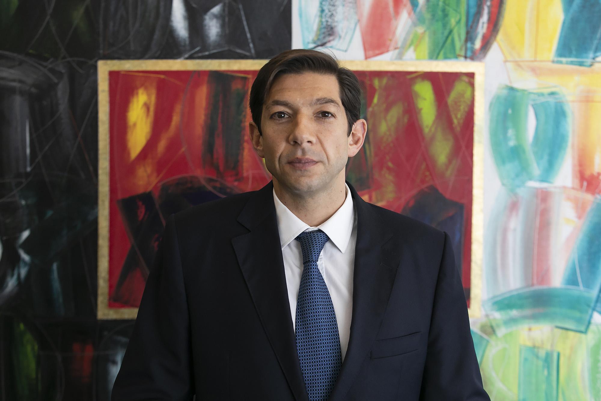 Pedro Melo, advogado da Miranda e Associados, em entrevista ao ECO - 12FEV19