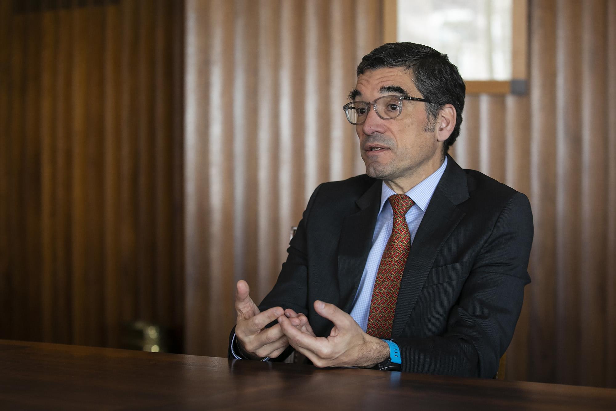 Manuel Puerta da Costa em entrevista ao ECO - 05FEV19