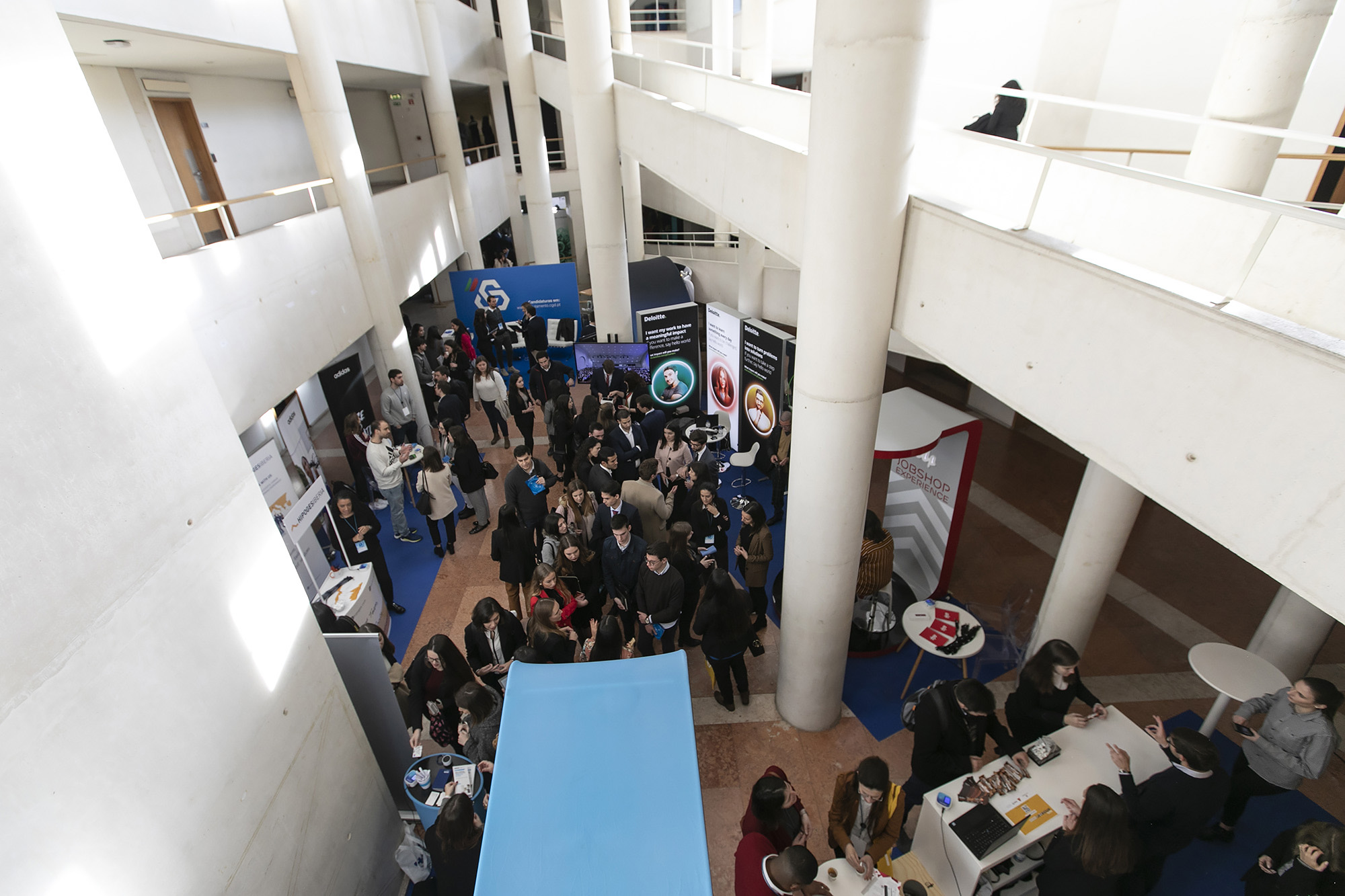 IBS Career Forum no ISCTE - 06FEV19