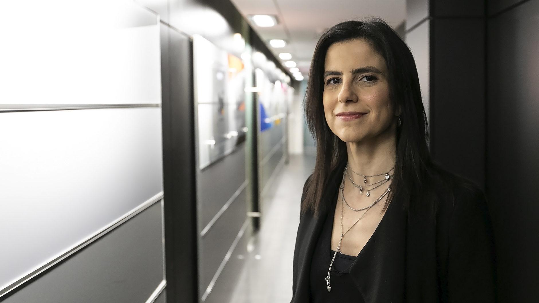 Madalena Tomé, CEO da SIBS, em entrevista ao ECO24 - 06MAR19