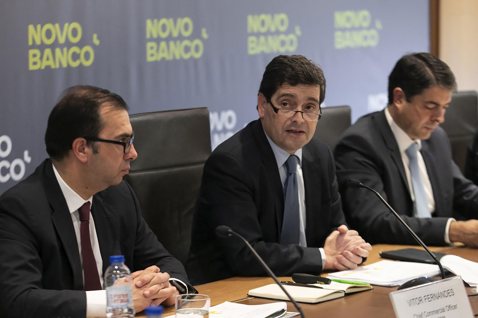 Apresentação de resultados do Novo Banco - 01MAR19
