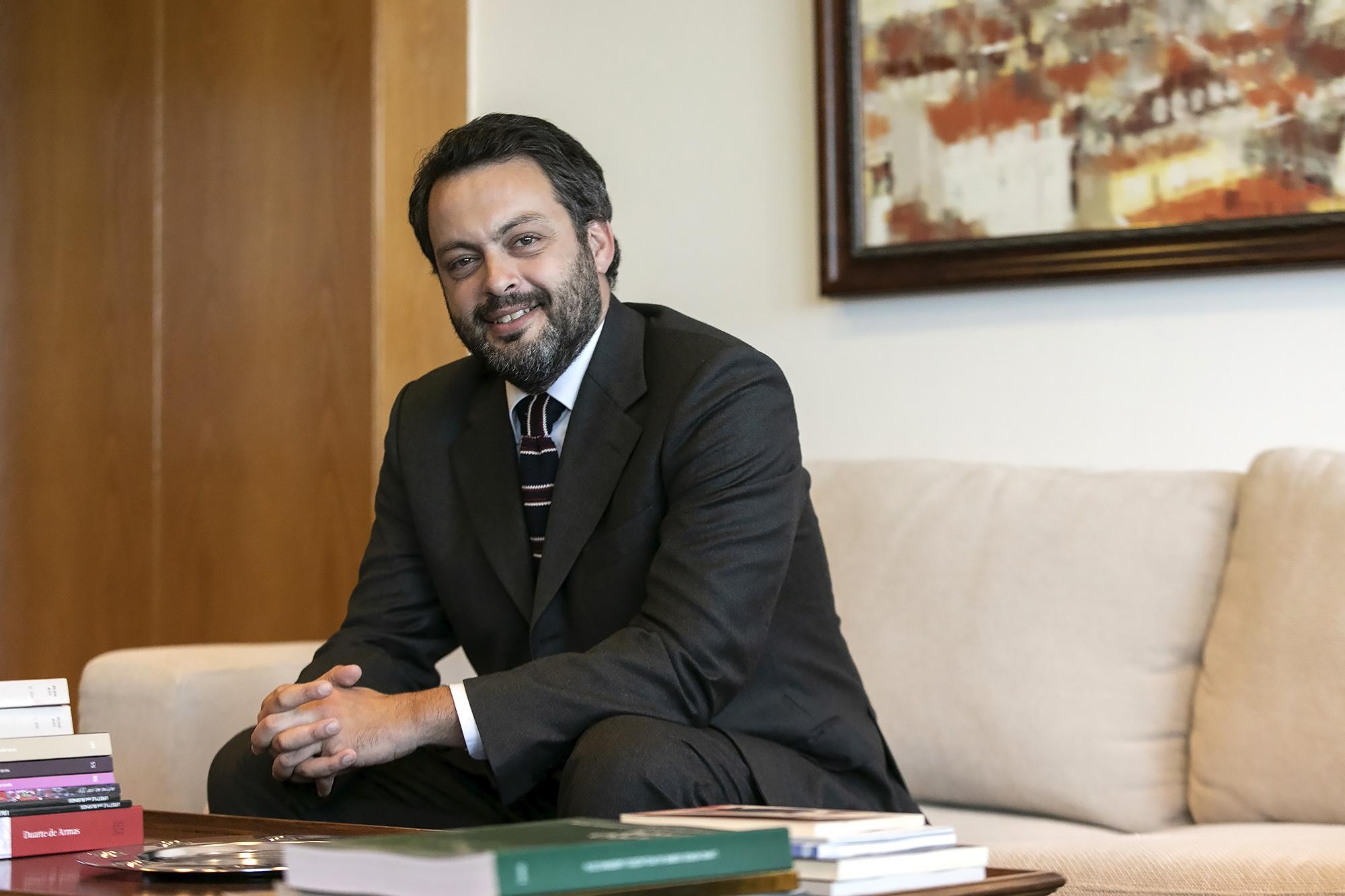 Miguel Cabrita, Secretário de Estado do Emprego, em entrevista ao ECO/PESSOAS - 07MAR19