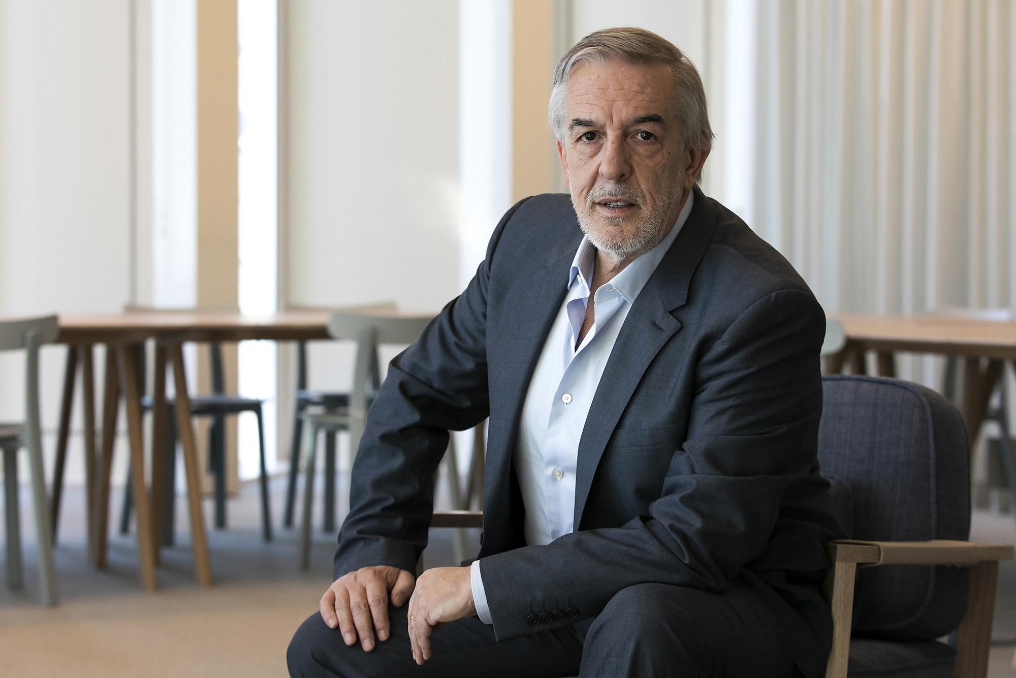 Luís Pais Antunes, Managing Partner da PLMJ, em entrevista ao ECO/Advocatus - 29ABR19