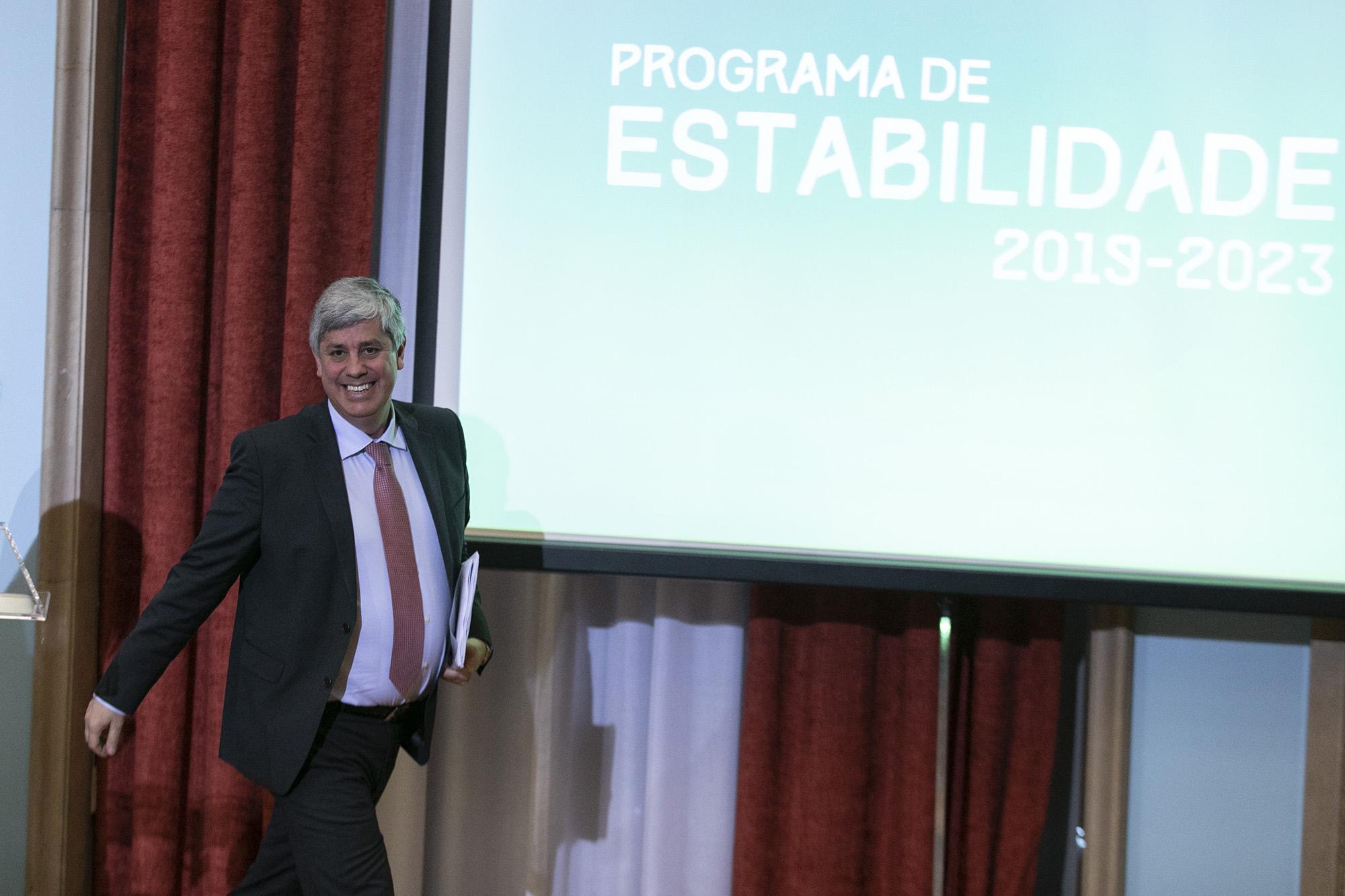 Apresentação do Programa de Estabilidade 2019-2023 - 15ABR19