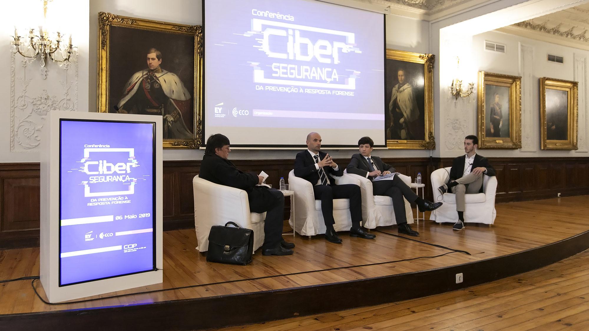 """Conferência Cibersegurança """"Da prevenção à resposta forense"""" - 06MAI19"""