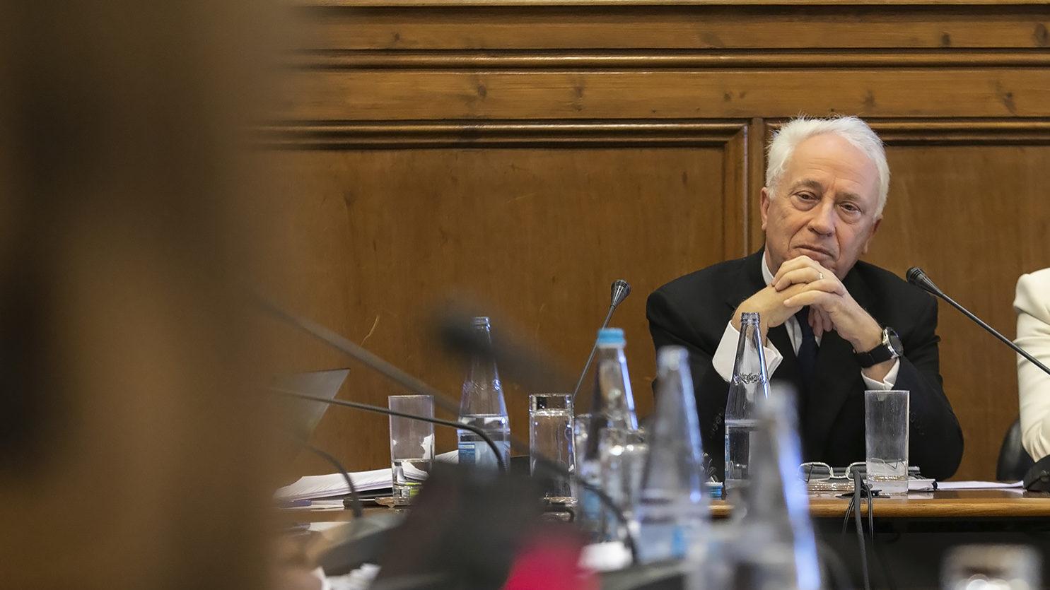 Audição do Governador do Banco de Portugal, no âmbito do requerimento apresentado pelo PS sobre o Novo Banco e do requerimento apresentado pelo BE sobre o Grupo Alicoop - 02MAI19