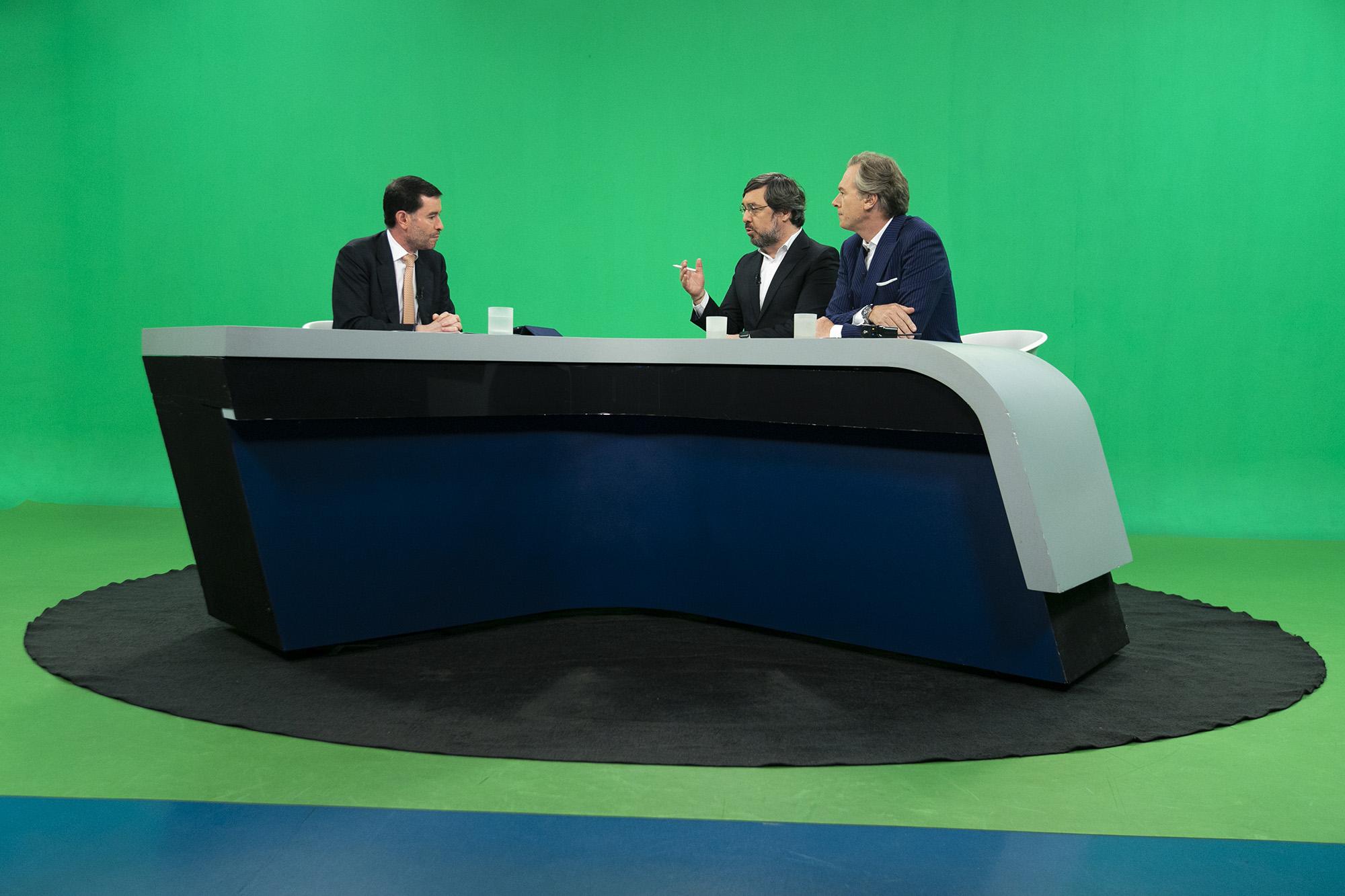 Miguel Frasquilho, presidente do Conselho de Administração da TAP, em entrevista ao ECO24 - 30MAI19