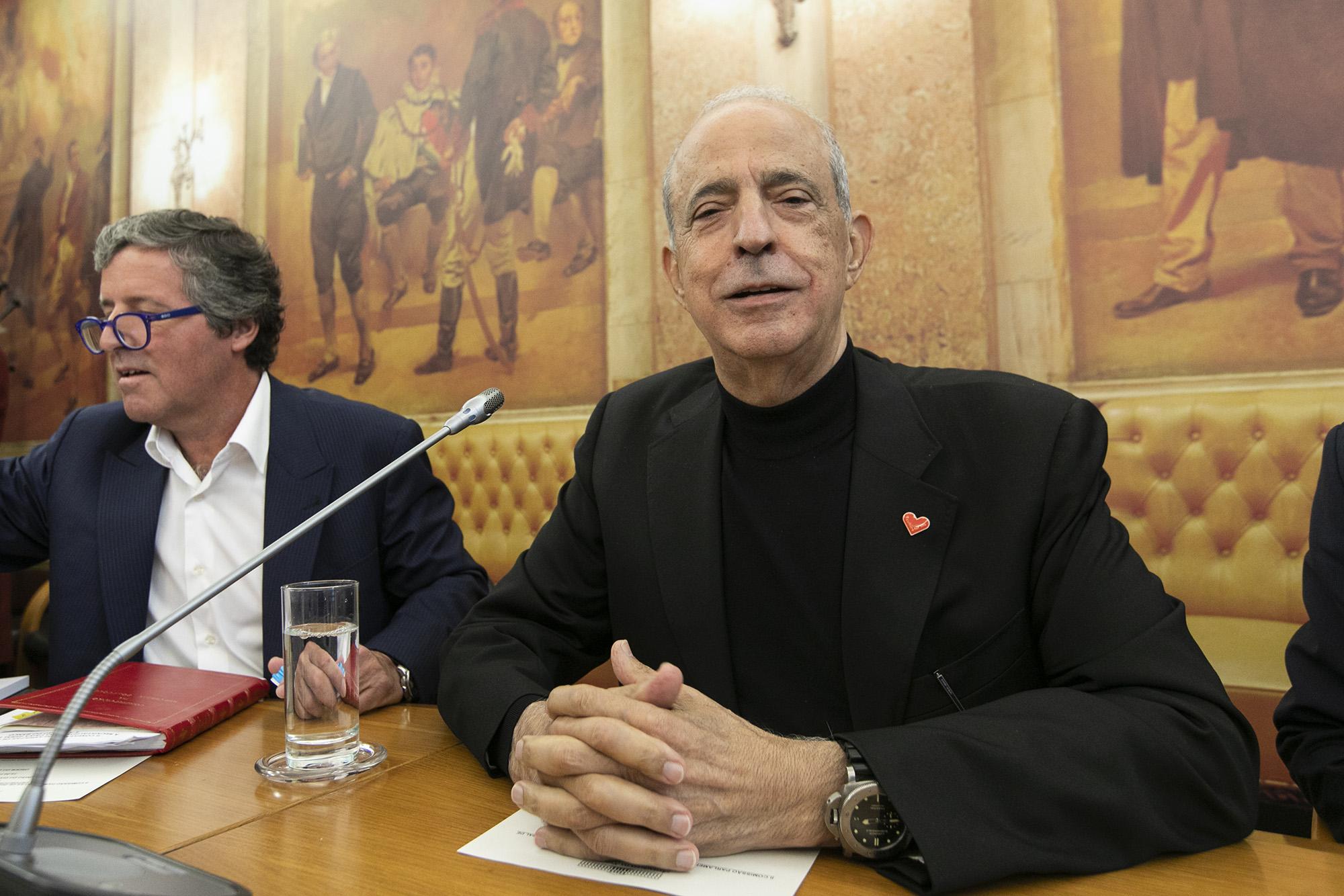 Audição do Comendador José Manuel Rodrigues Berardo perante a II COMISSÃO PARLAMENTAR DE INQUÉRITO À RECAPITALIZAÇÃO DA CAIXA GERAL DE DEPÓSITOS E À GESTÃO DO BANCO - 10MAI19