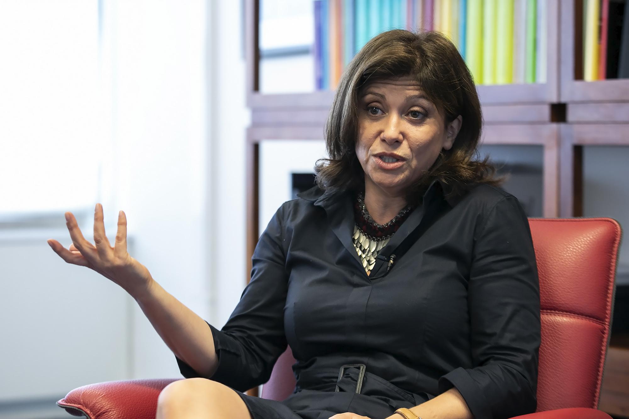 Filipa Calvão, Presidente da Comissão Nacional de Proteção de Dados, em entrevista ao ECO - 17MAI19