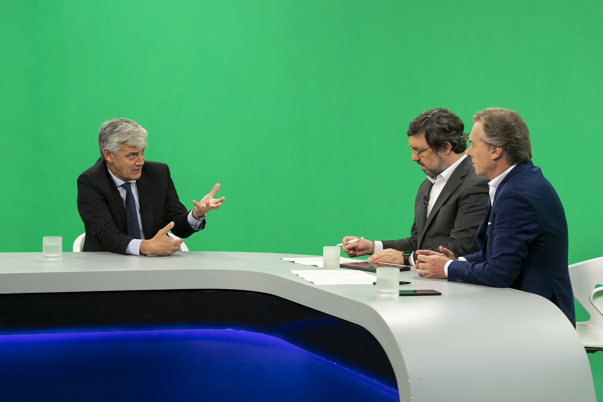 Domingos Soares Oliveira, CFO da Benfica SAD, em entrevista ao ECO24 - 23MAI19