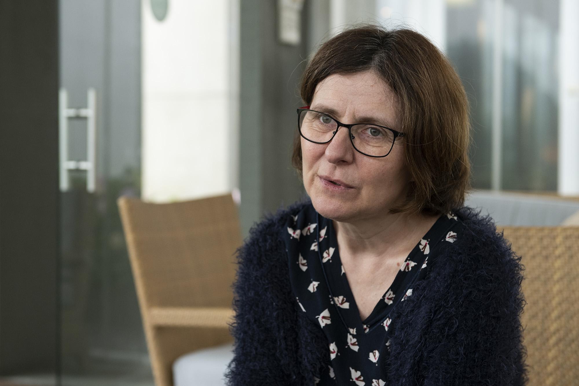 Agnès Bénassy-Quéré em entrevista ao ECO - 18JUN19