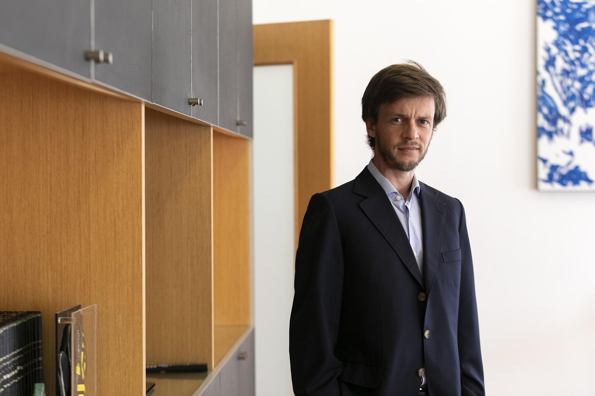 Domingos Cruz, Managing Partner da CCA, em entrevista ao ECO/Advocatus