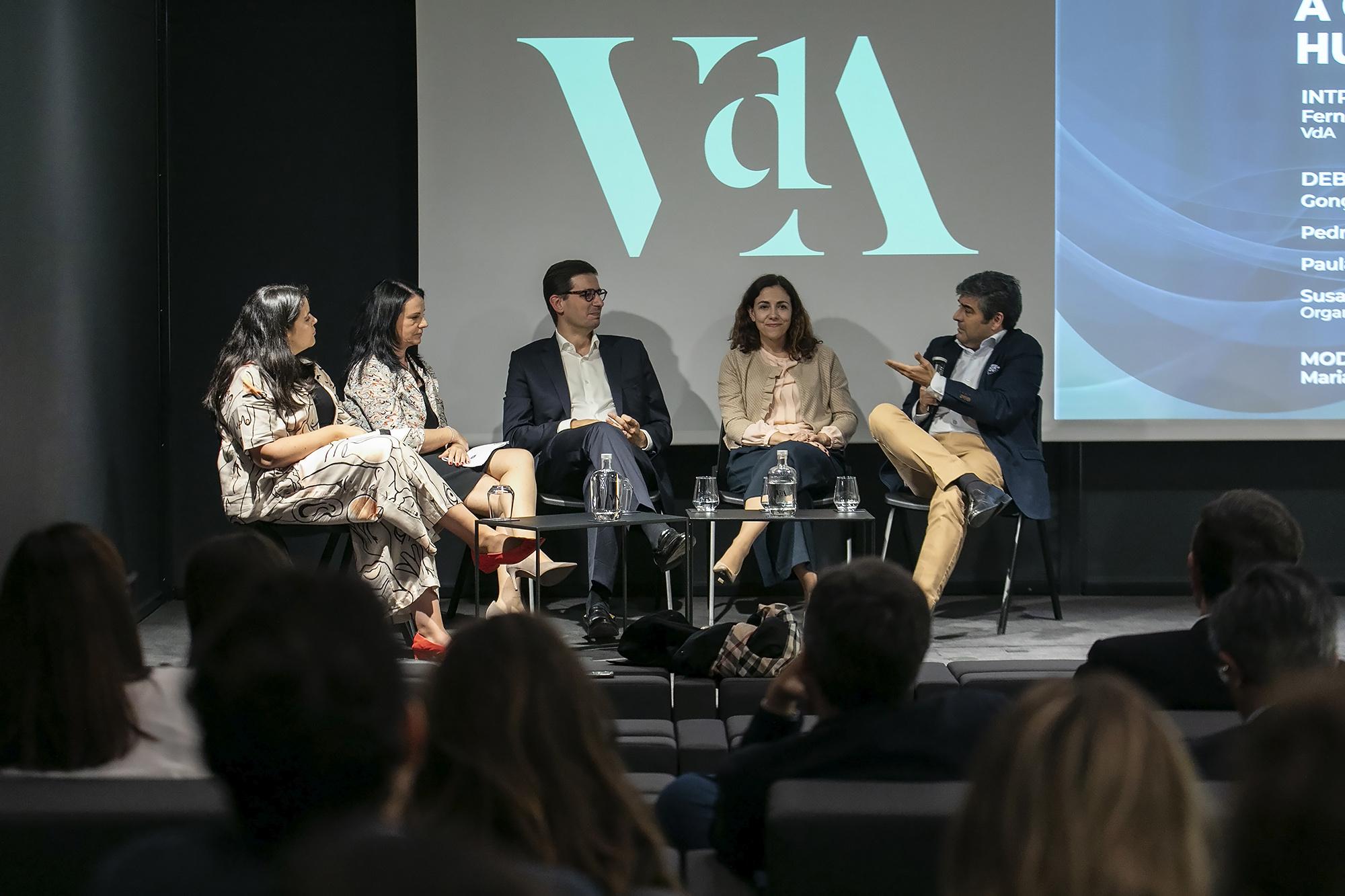 """Conferência VdA - """"A gestão de recursos humanos na era digital"""" - 26JUN19"""