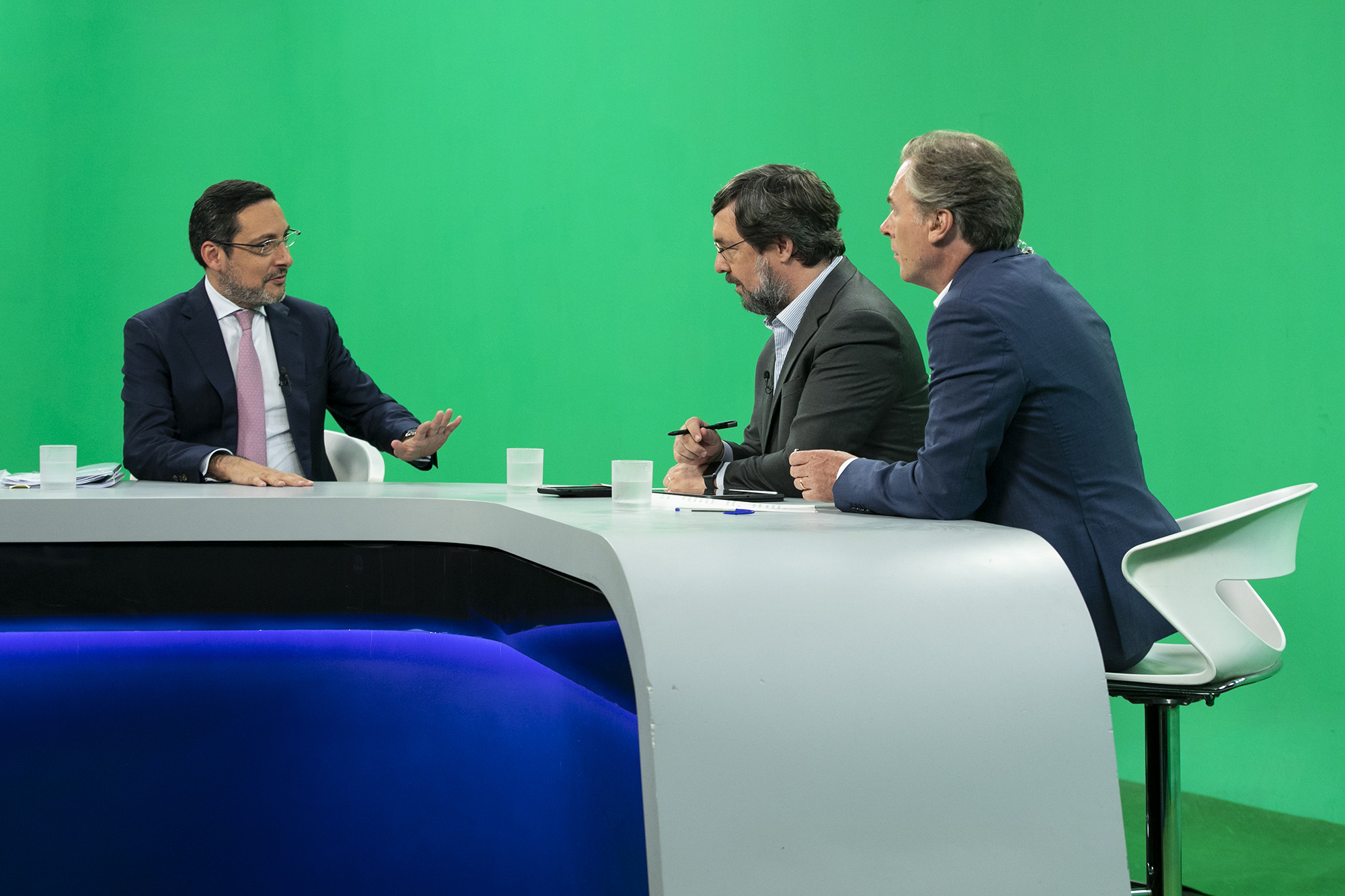António Mendonça Mendes, Secretário de Estado dos Assuntos Fiscais, em entrevista ao ECO24 - 04JUL19