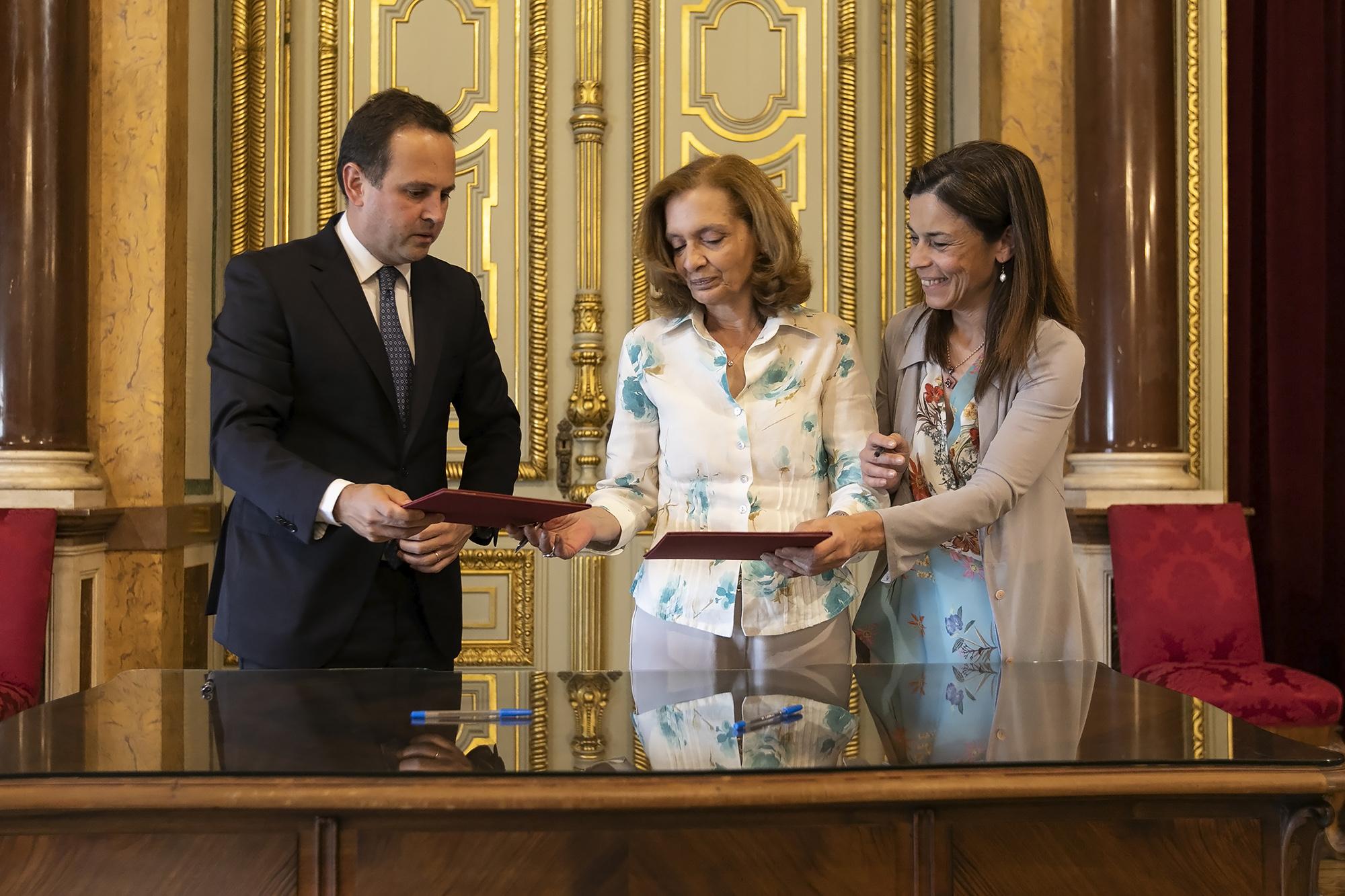 Assinatura do acordo de cooperação para a habitação entre a CML e o IHRU - 12JUL19