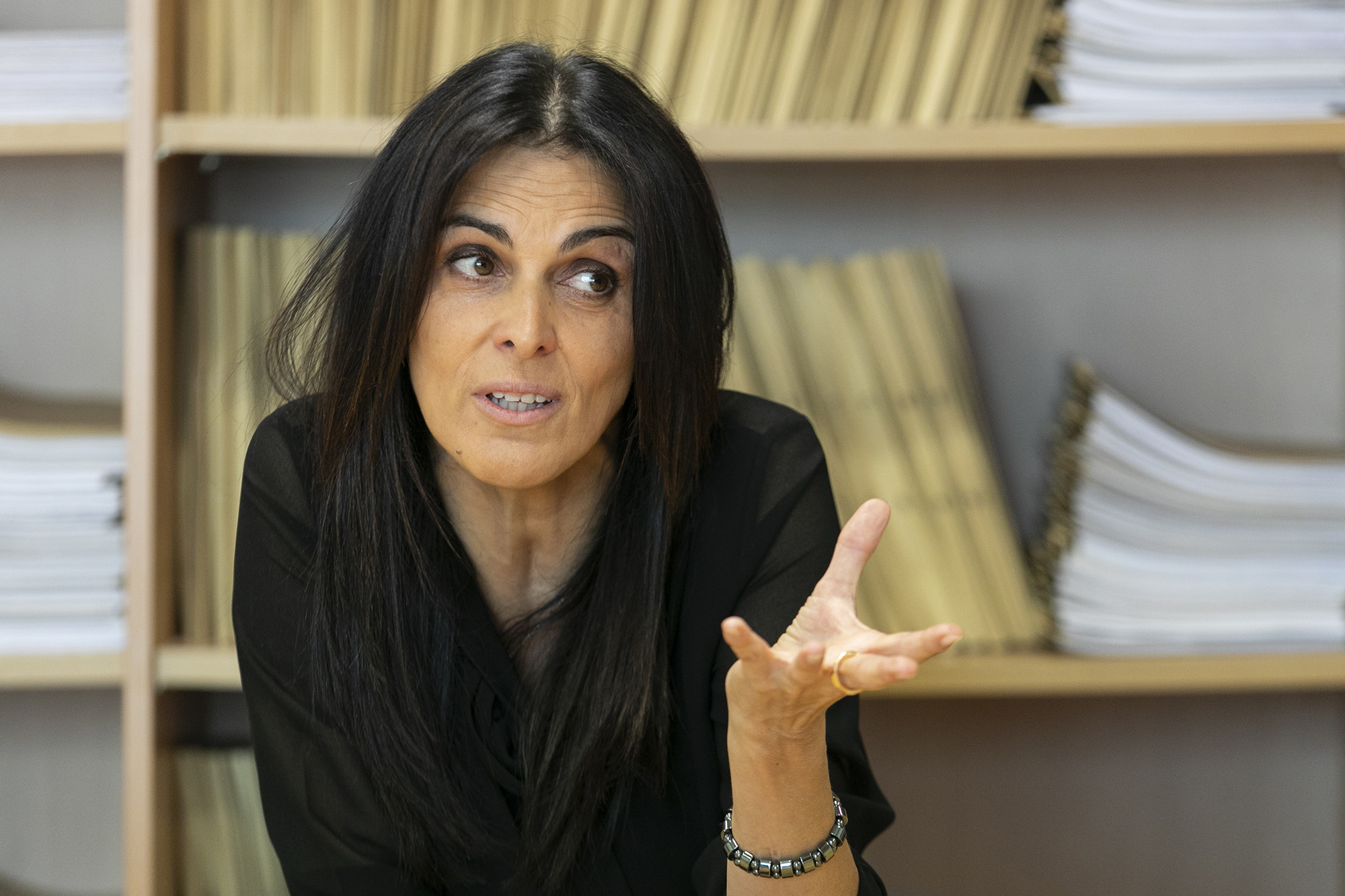 Rute Santos, diretora do Cimpas, em entrevista ao ECOSeguros - 17JUL19