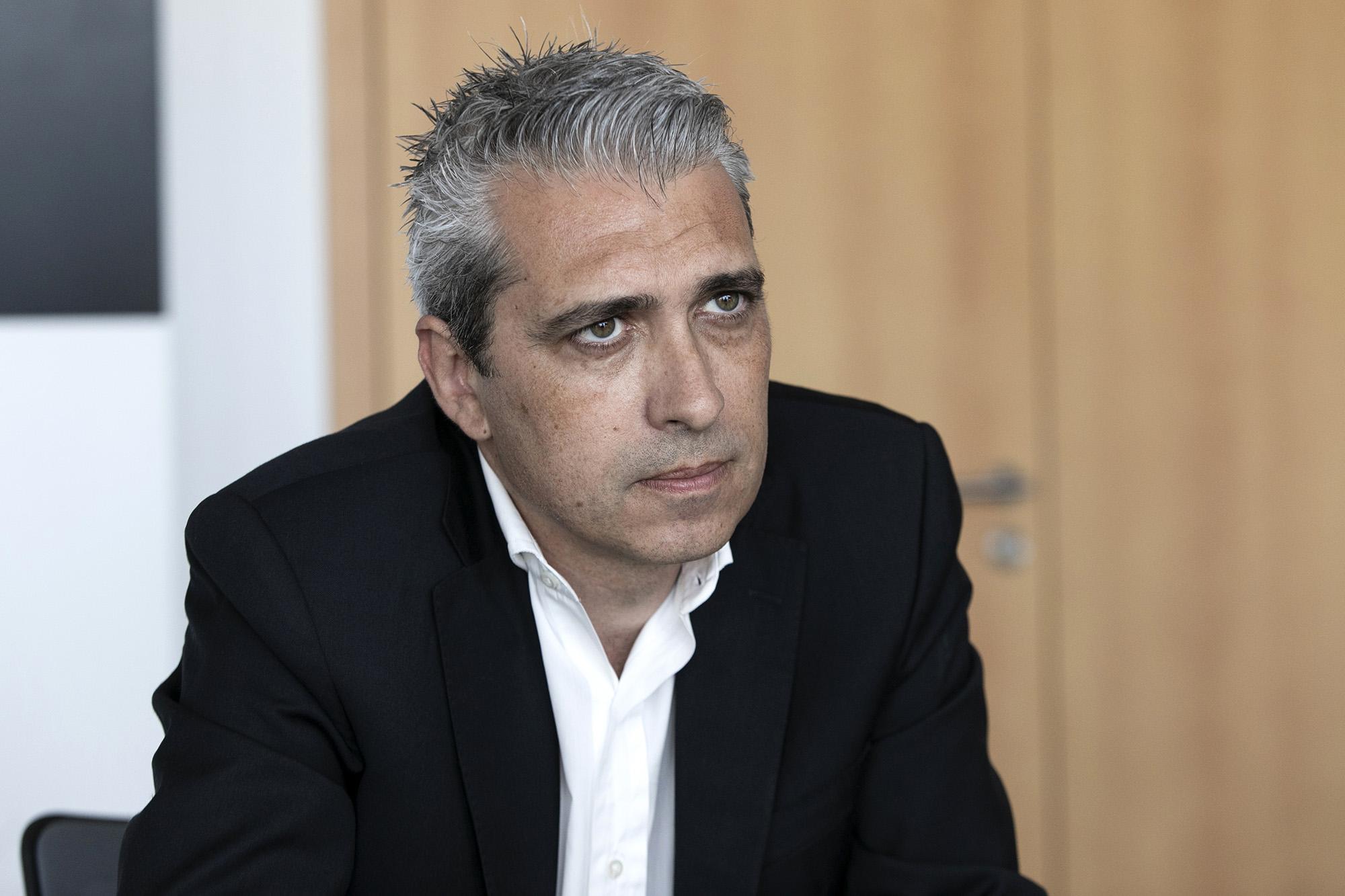 Tiago Flores, Sales Director da Huawei Portugal, em entrevista ao ECO - 02JUL19