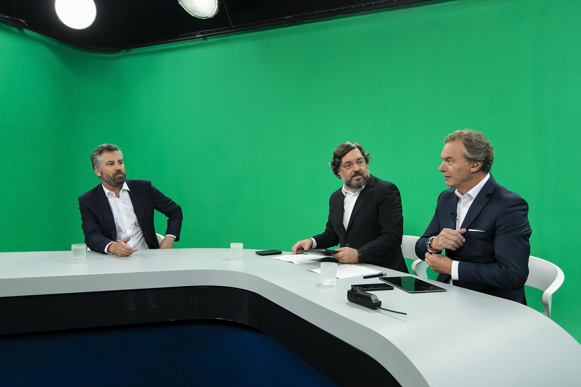 Pedro Nuno Santos, Ministro das Infraestruturas, em entrevista ao ECO24 - 22AGO19