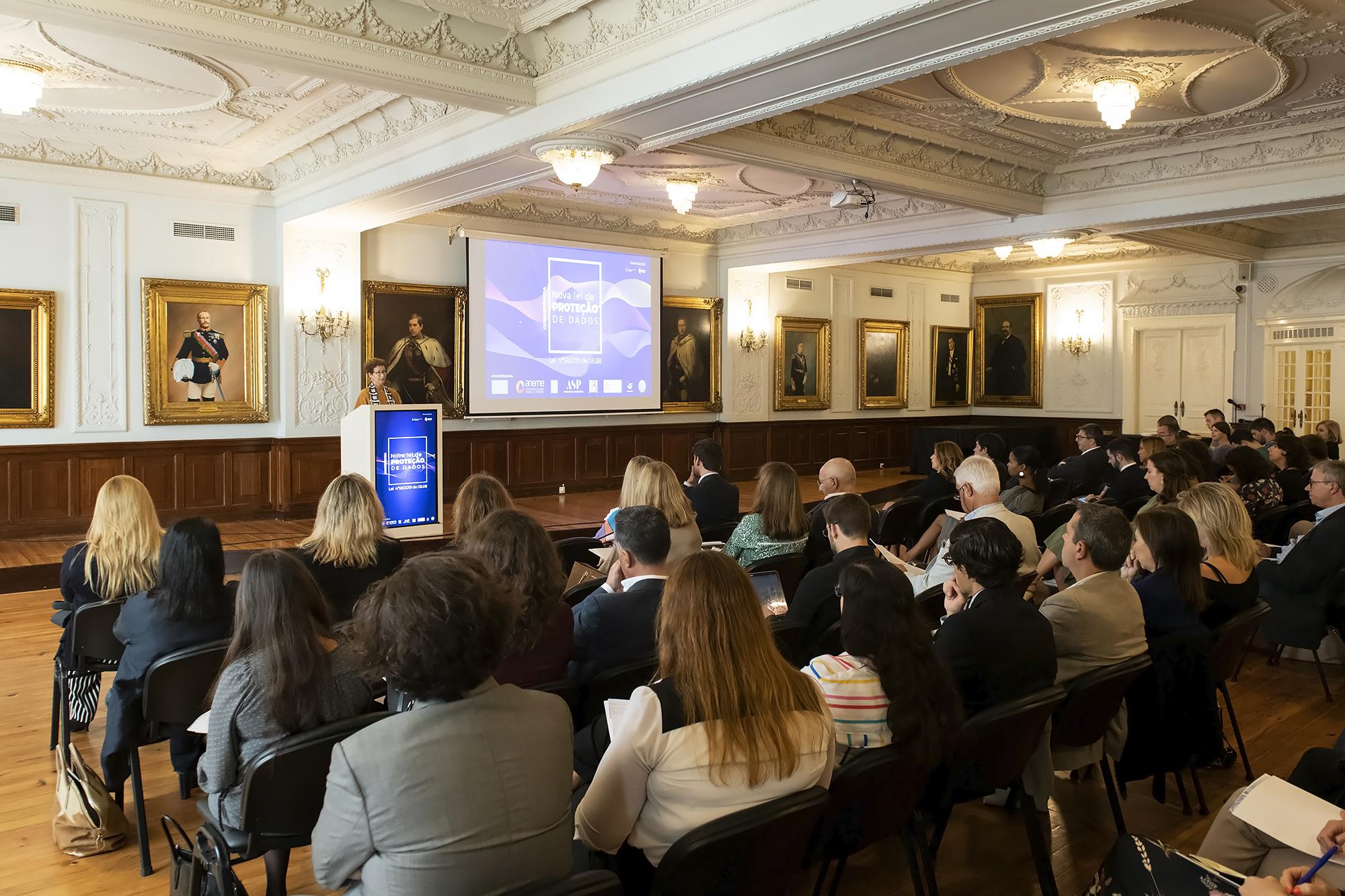 Conferência Nova Lei da Proteção de Dados - 26SET19