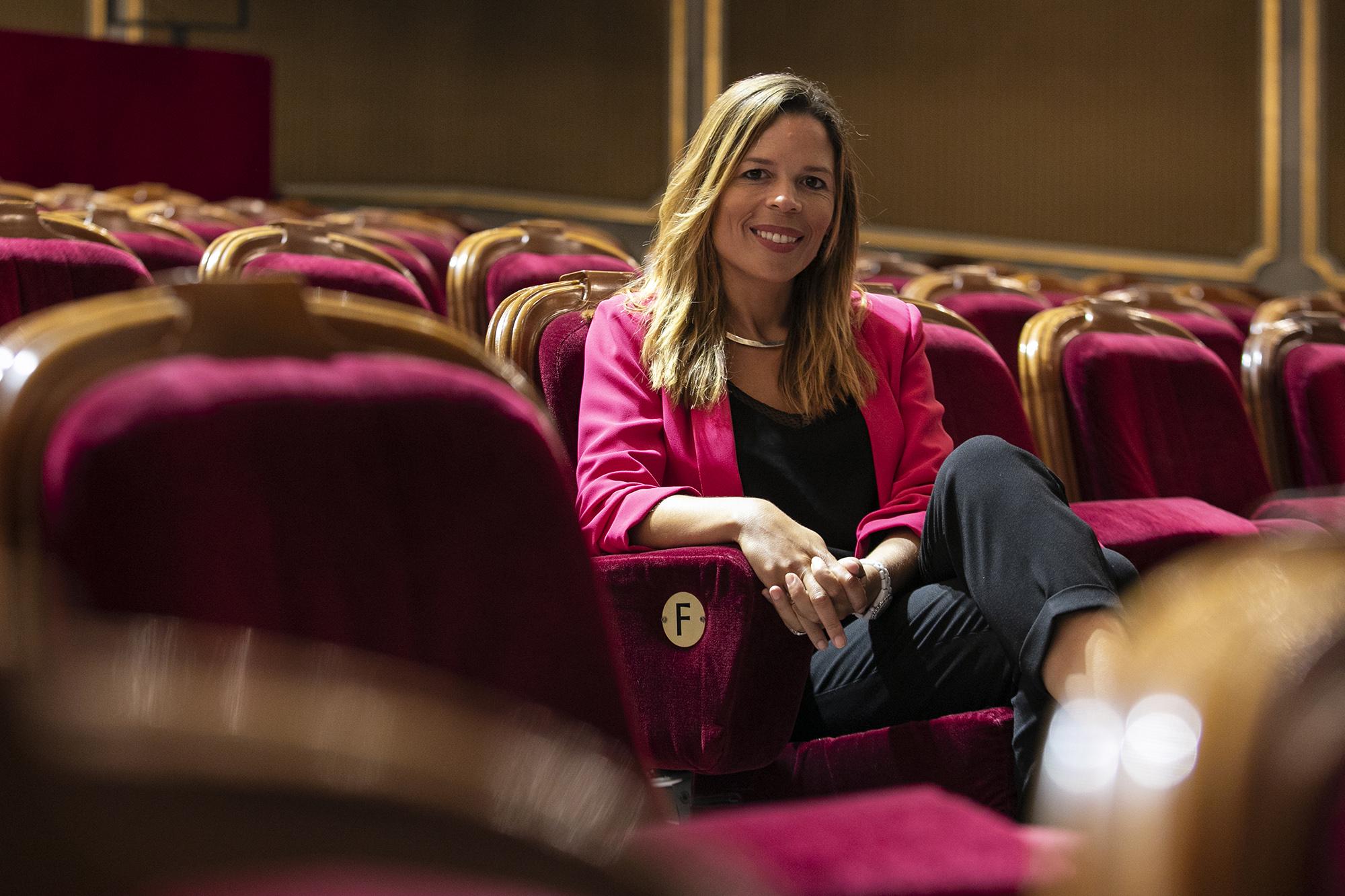 Inês Simões, Diretora de Marca e Comunicação Corporativa Grupo Ageas Portugal, em entrevista ao ECO/Ecoolhunter - 18SET19